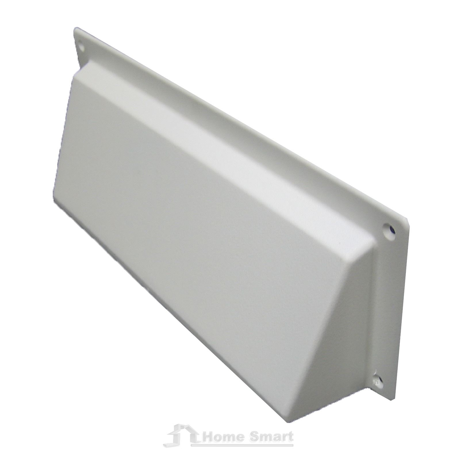 Quot white hooded cowl vent cover for air bricks