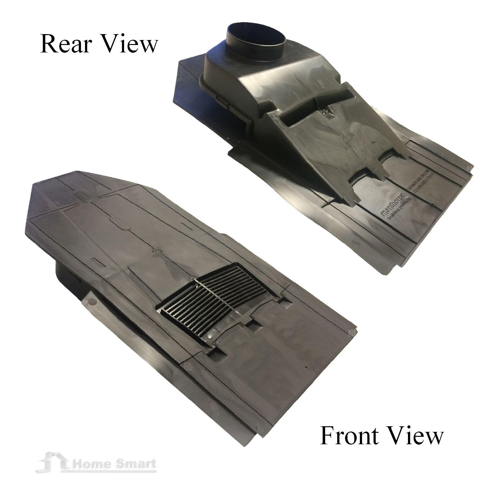 in line slate roof vent for man made natural tiles. Black Bedroom Furniture Sets. Home Design Ideas