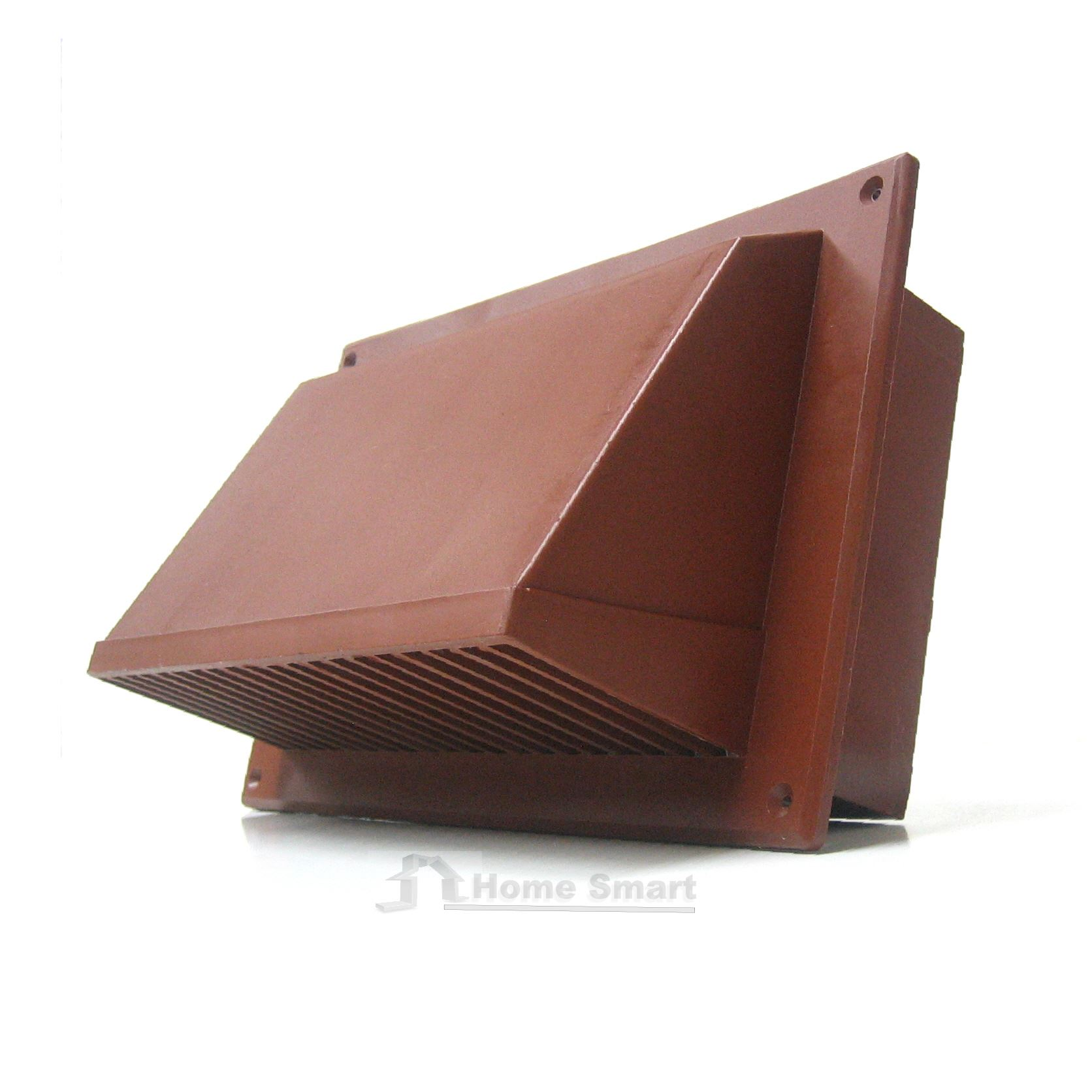 Quot brown replacement cowl cover for air bricks