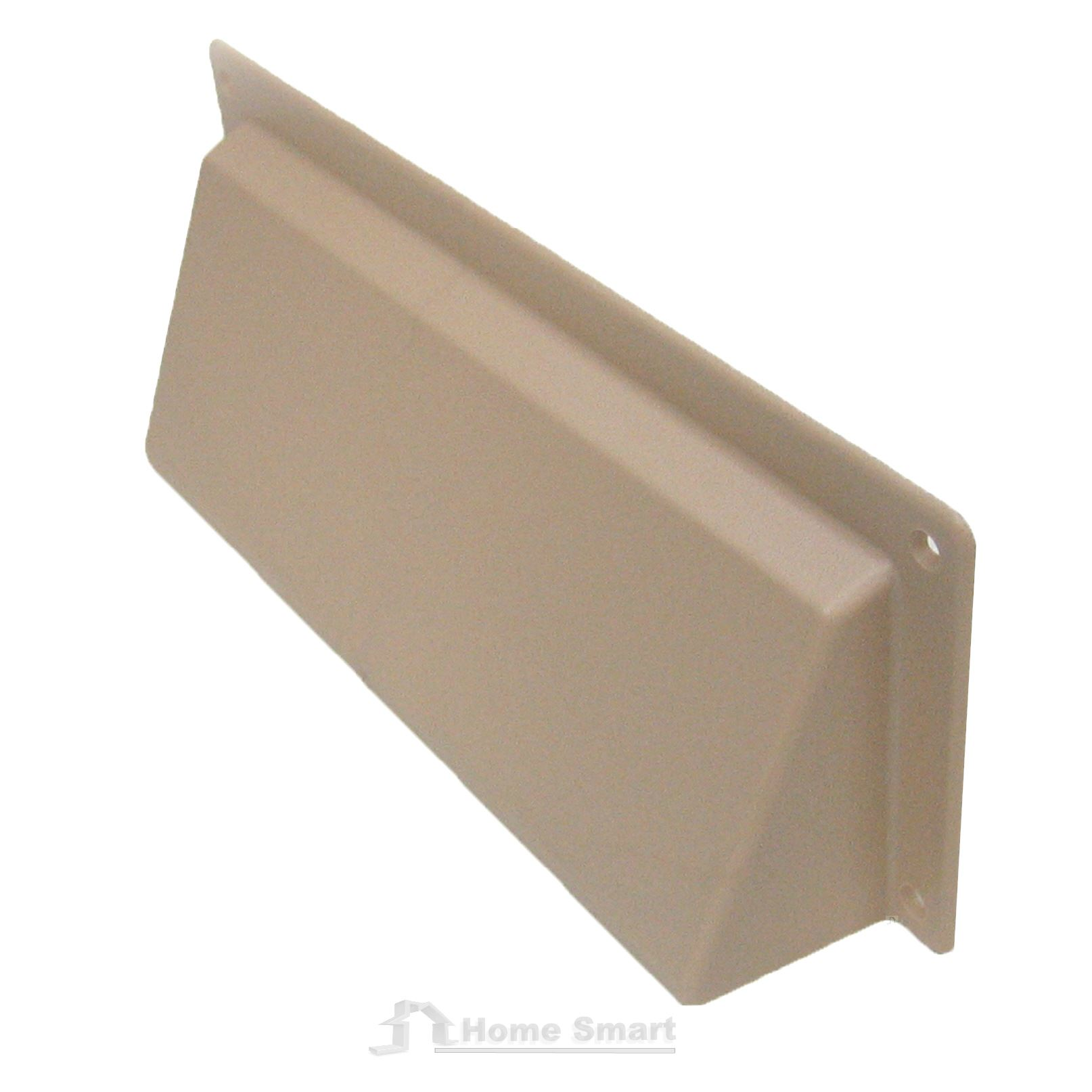 Quot cream buff hooded cowl vent cover for air bricks