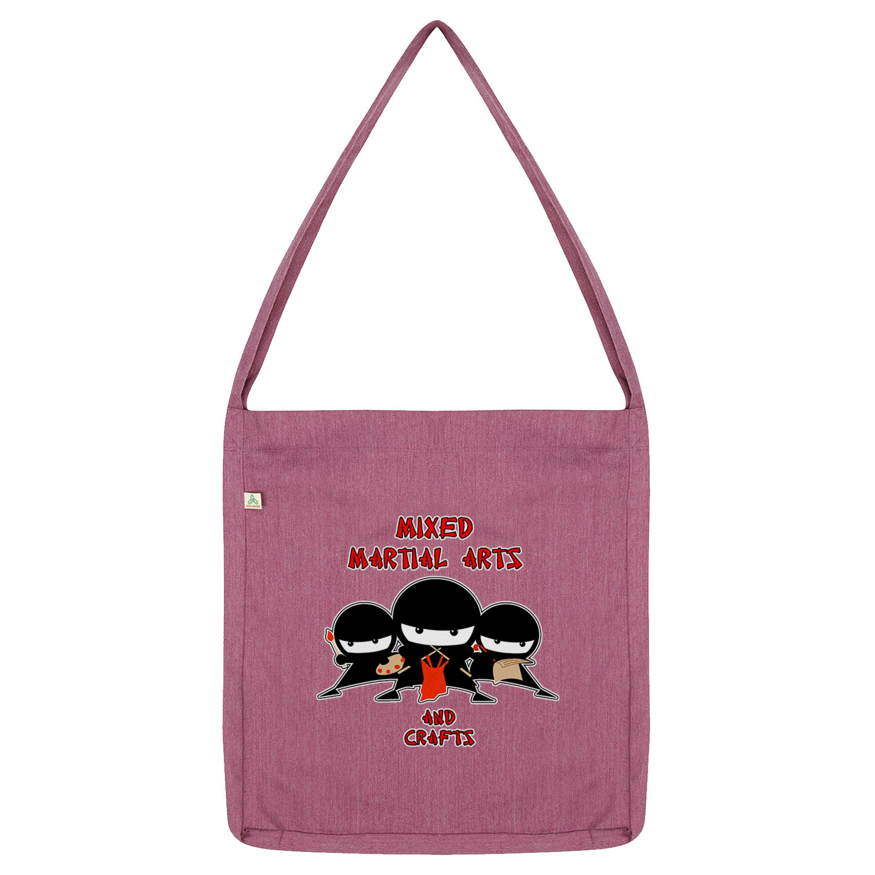 Twisted envy ninja martial arts and crafts tote bag ebay for Arts and crafts tote bags
