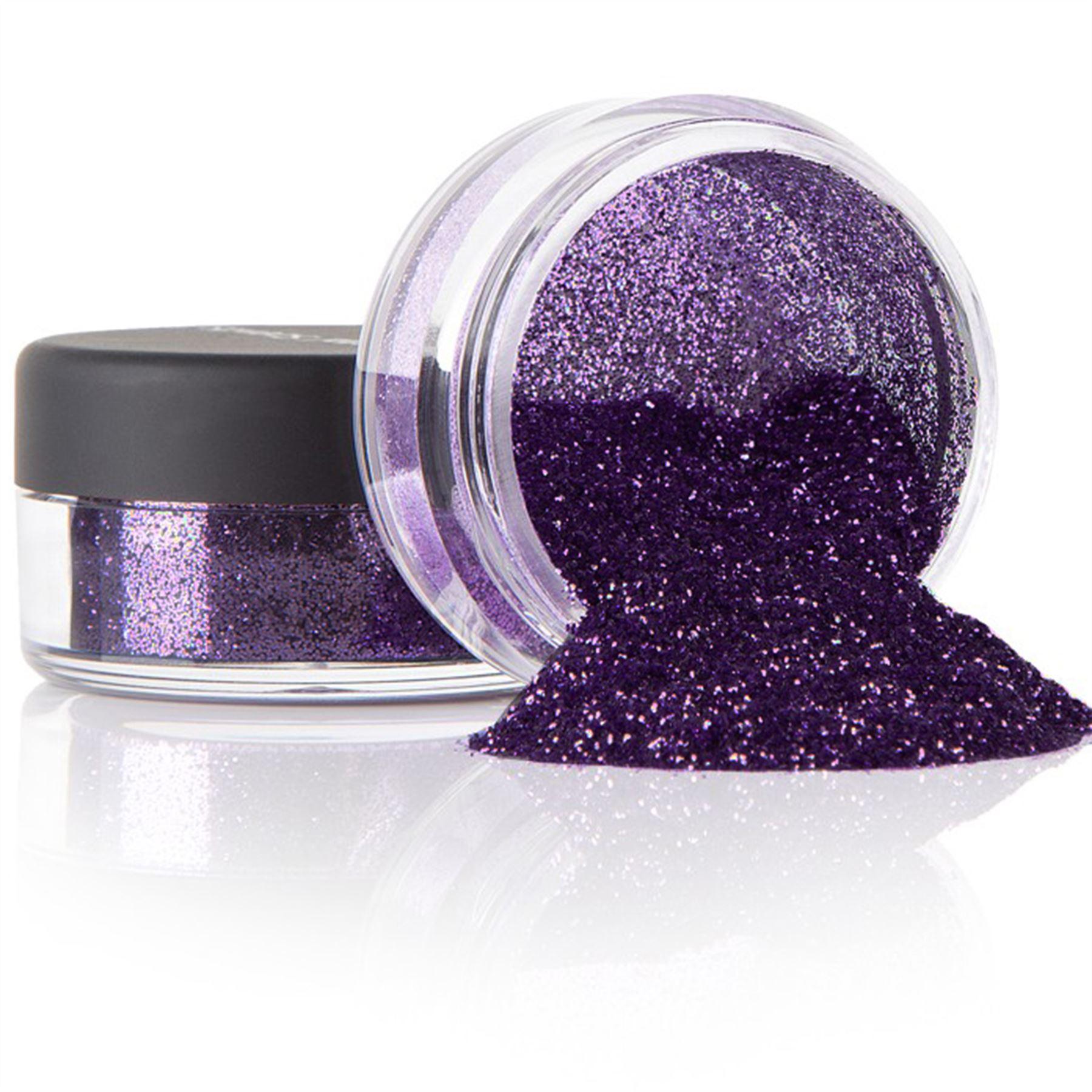 Nail Art Glitter Powder Decoration Dust For UV GEL Polish NSI ...