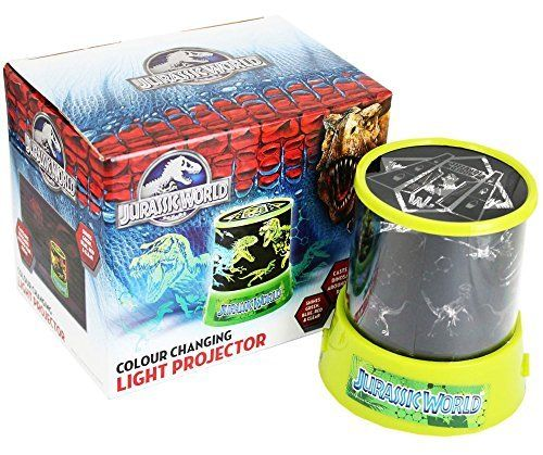 Jurassic World Star Explorer Colour Changing Dinosaur