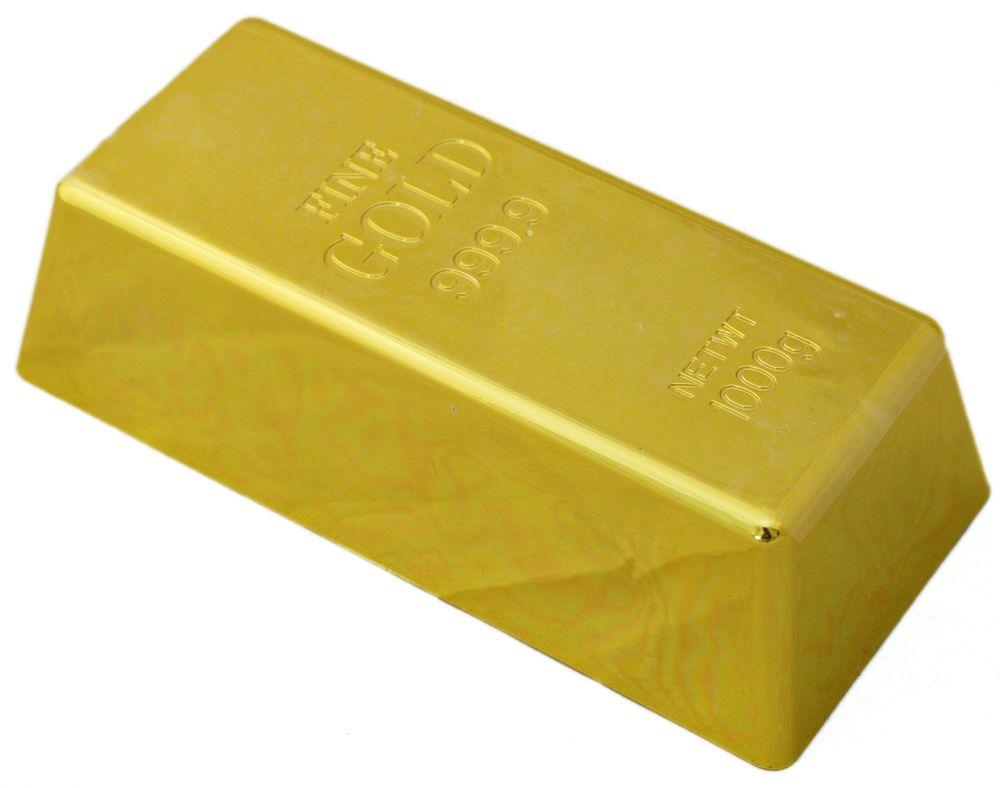 Gold bar door stop novelty doorstop ebay - Novelty doorstop ...