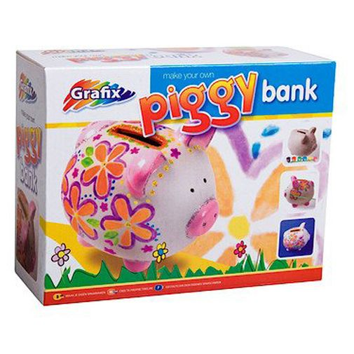 grafix make your own piggy bank ebay