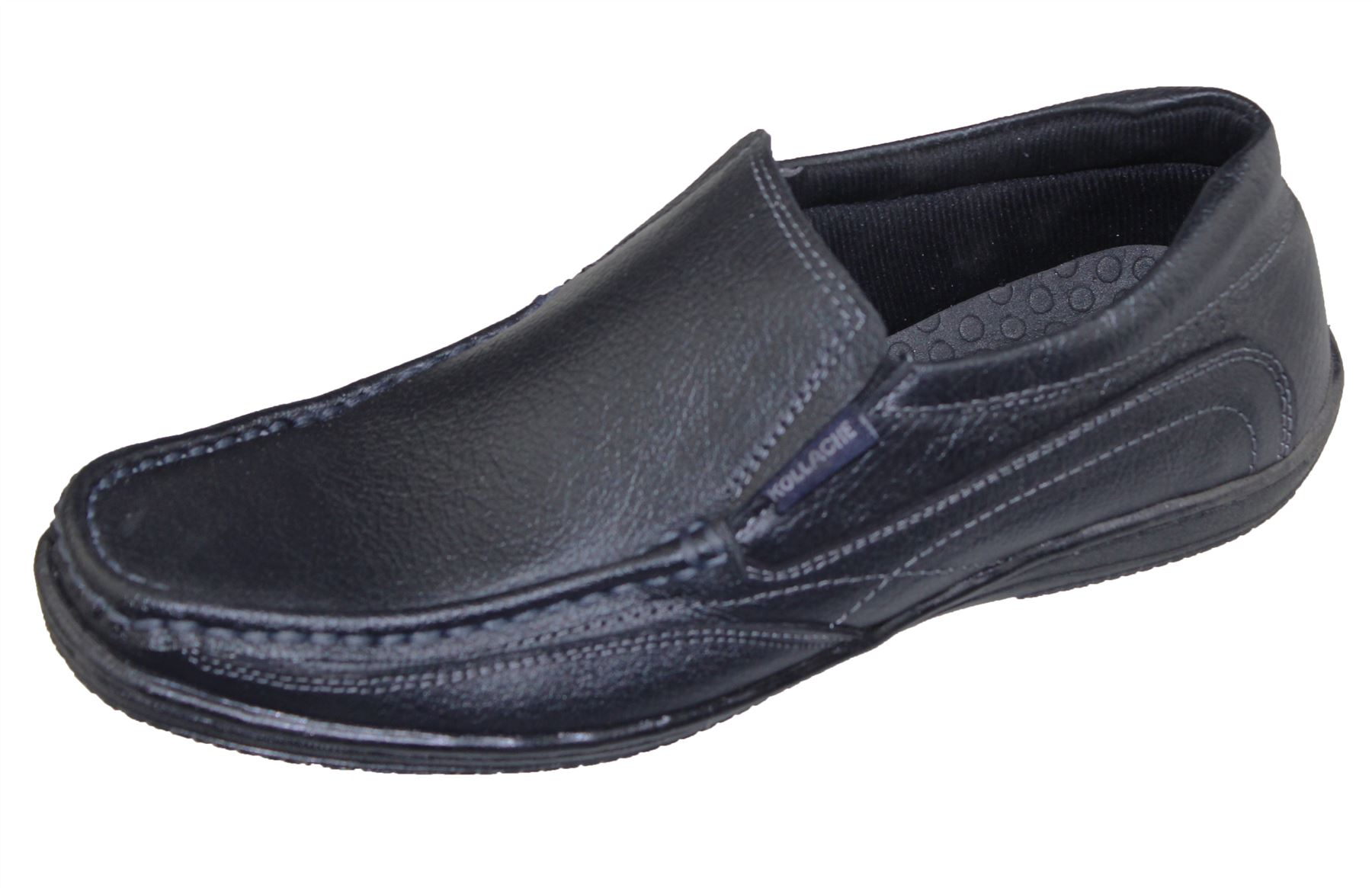 Mens Slipon Walking Shoes