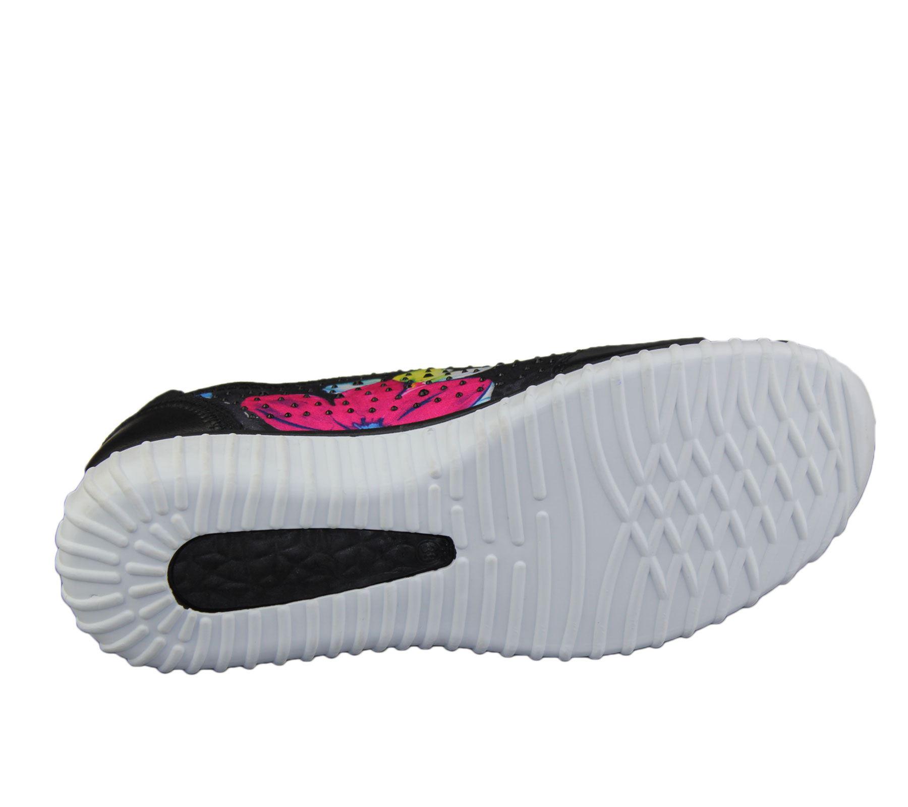 Womens-Trainer-Ladies-Comfort-Walking-Fashion-Summer-Gym-Sport-Flat-Shoes-Size thumbnail 6