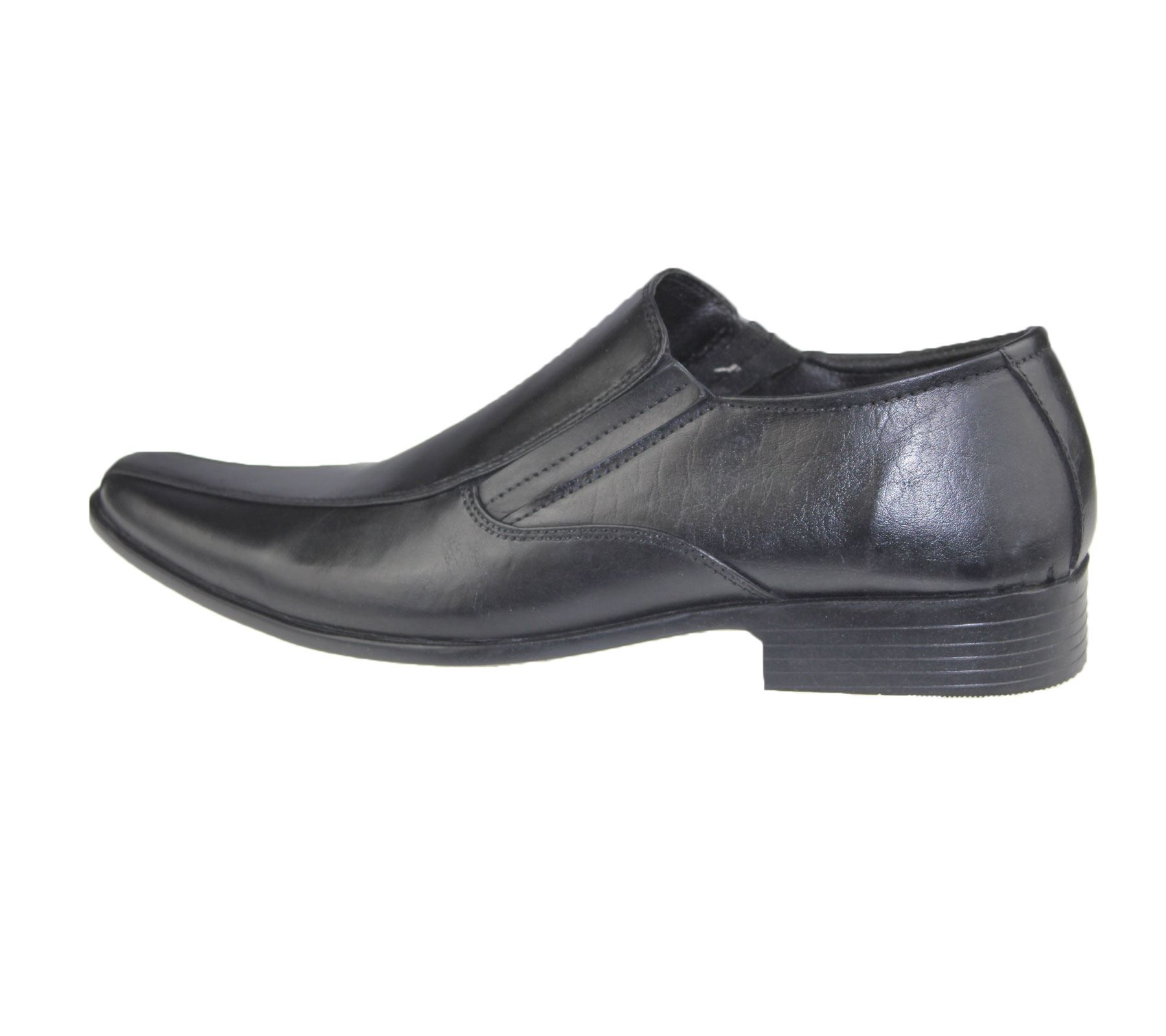 Mens Slip On Office Shoes Wedding Smart Italian Casual ...