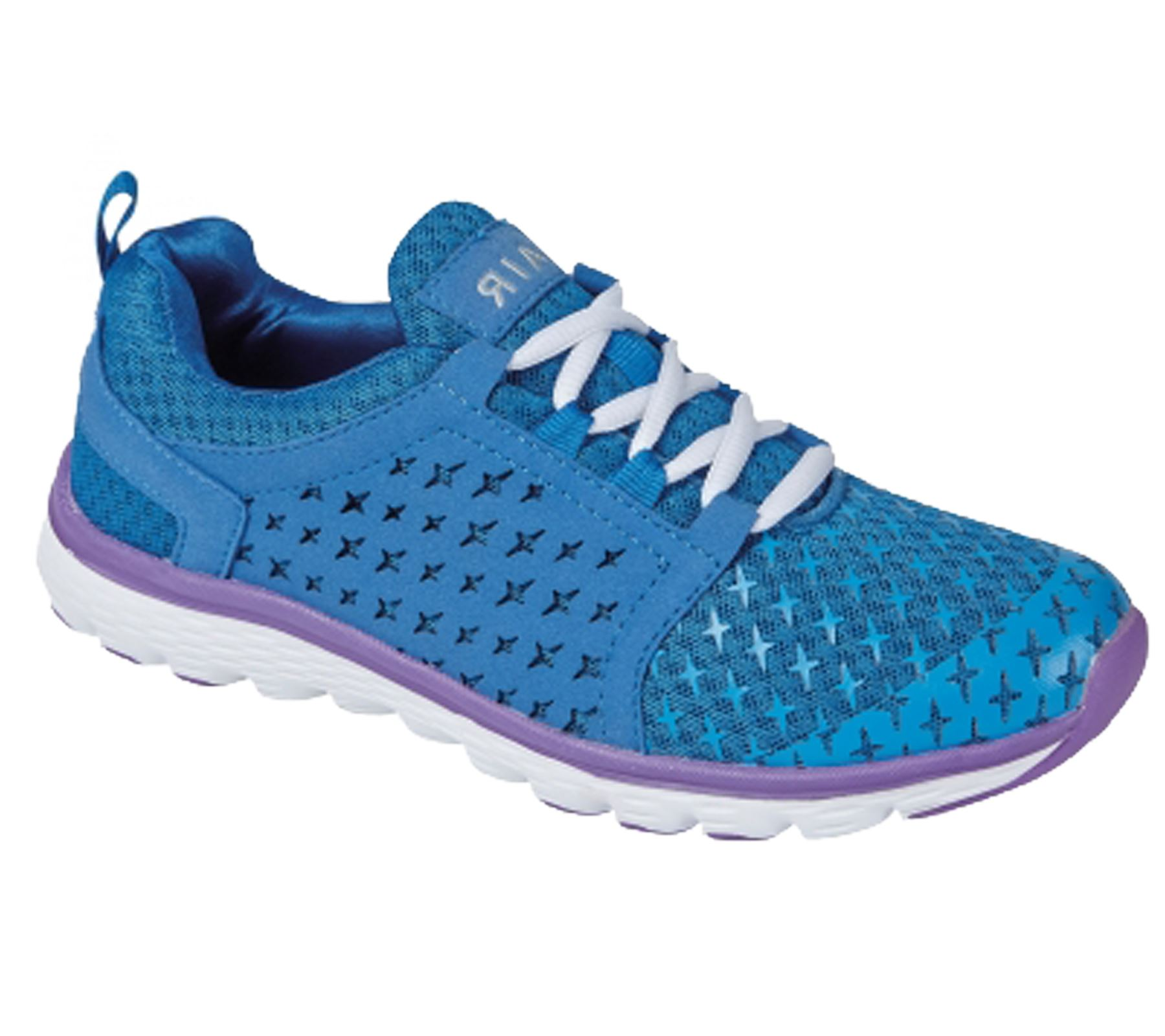 WOMENS RUNNING TRAINERS GIRLS SPORTS WALKING GYM LADIES ...