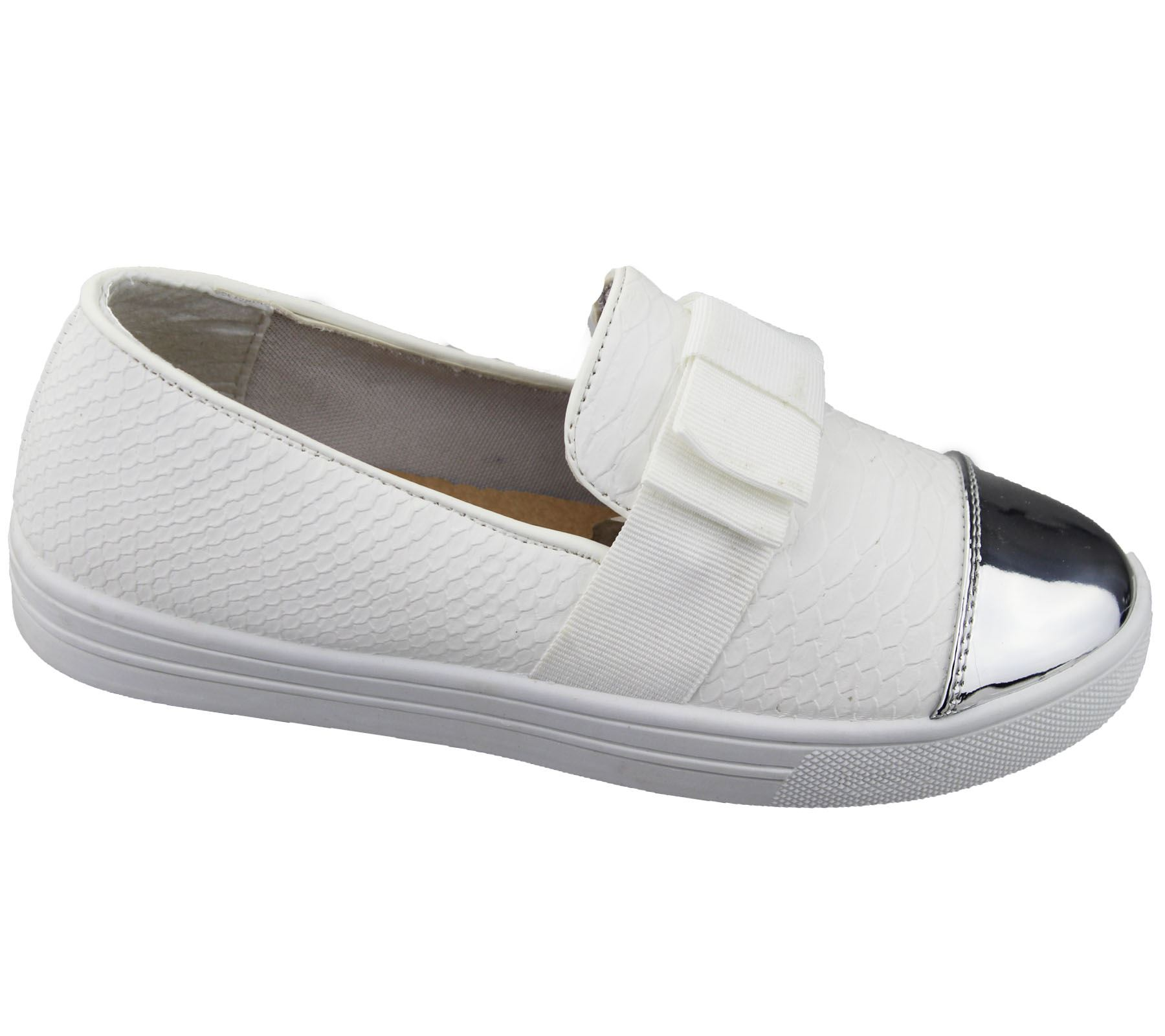 womens bow loafers sneakers flat pumps summer