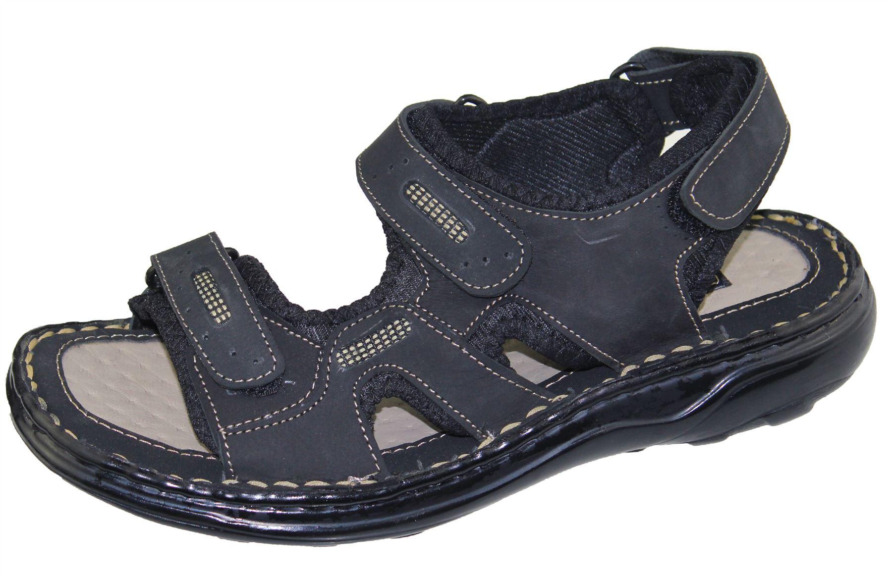 Mens Sports Beach Sandal Buckle Walking Fashion Summer ...