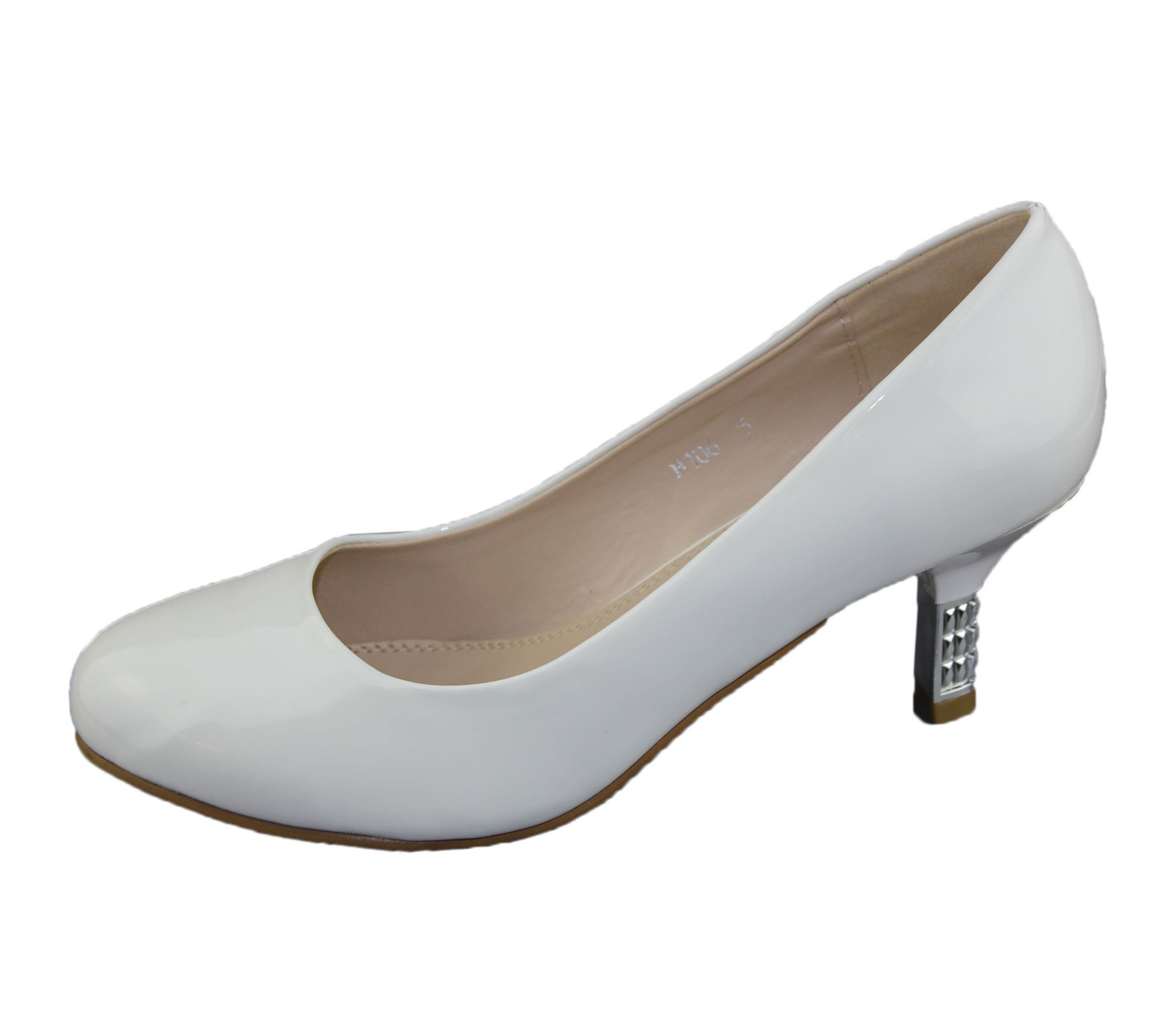 Para Mujer Gatito MEDIADOS TRIBUNAL TALÓN Zapatos Fiesta Damas Boda Oficina inteligente casarse Jane
