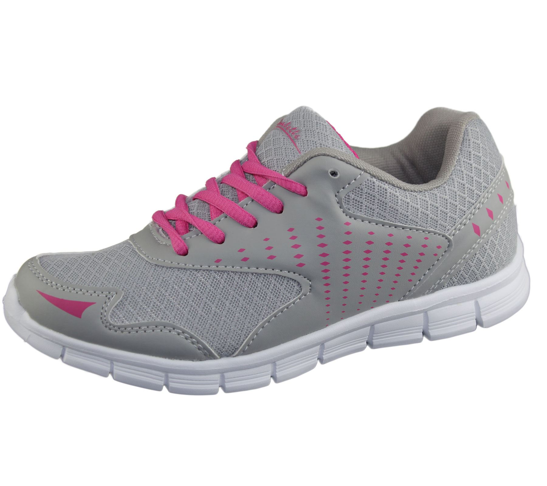 Womens Running Shoes Ladies Sports Walking Jogging Gym ...