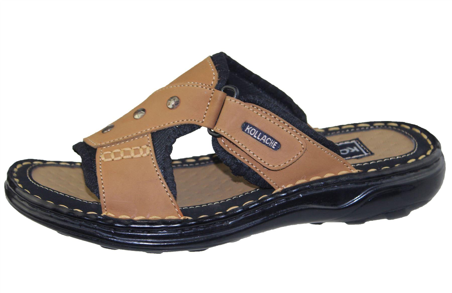 Mens Slipper Sports Sandal Buckle Beach Walking Fashion Summer ... a4f0fd48259