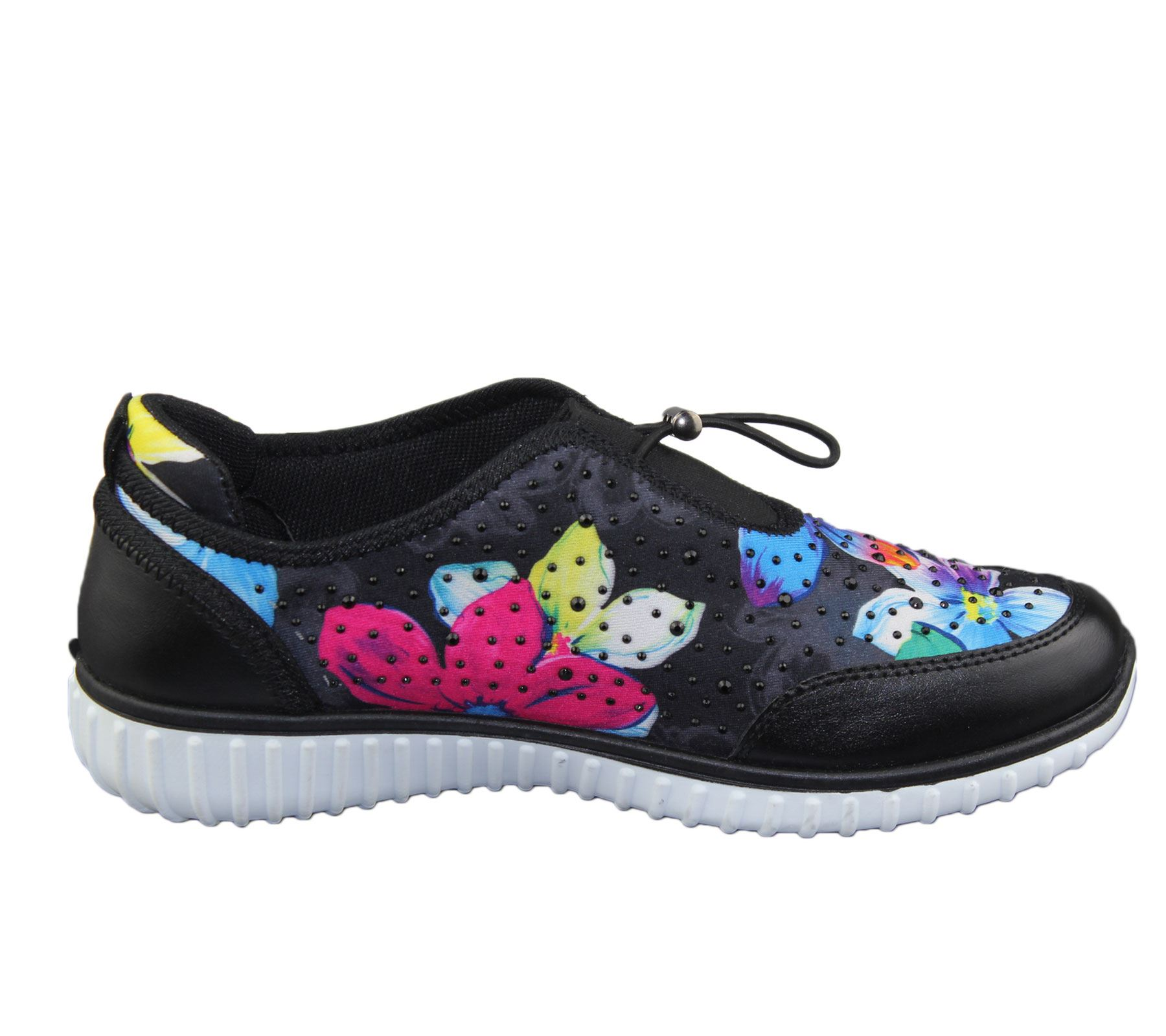 Womens-Trainer-Ladies-Comfort-Walking-Fashion-Summer-Gym-Sport-Flat-Shoes-Size thumbnail 5