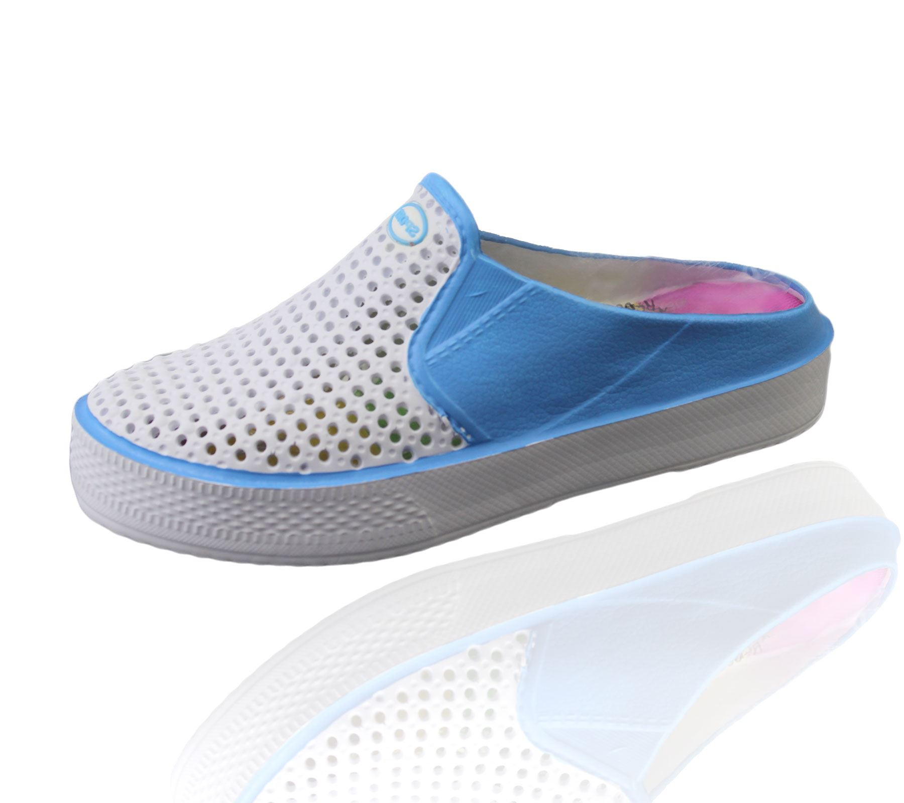No Slip Flat Nursing Shoes