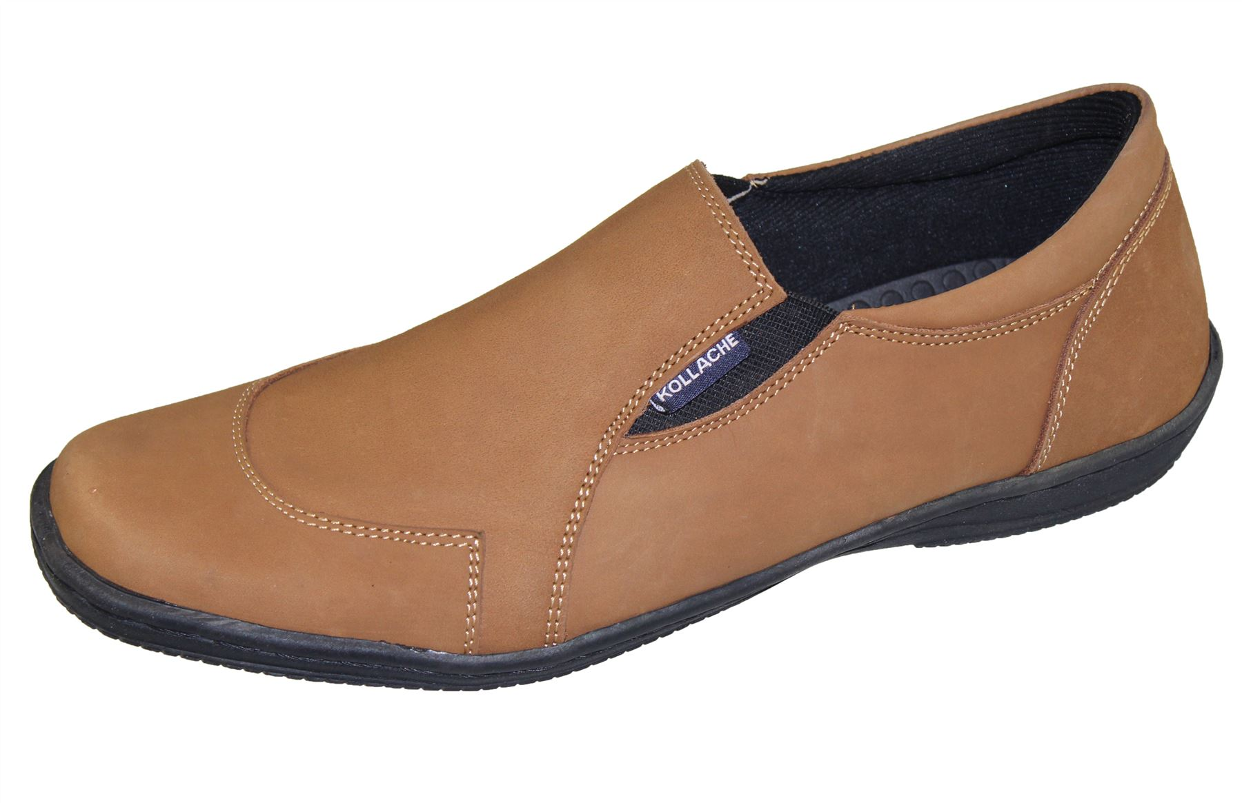Mens Slipon Walking Shoes