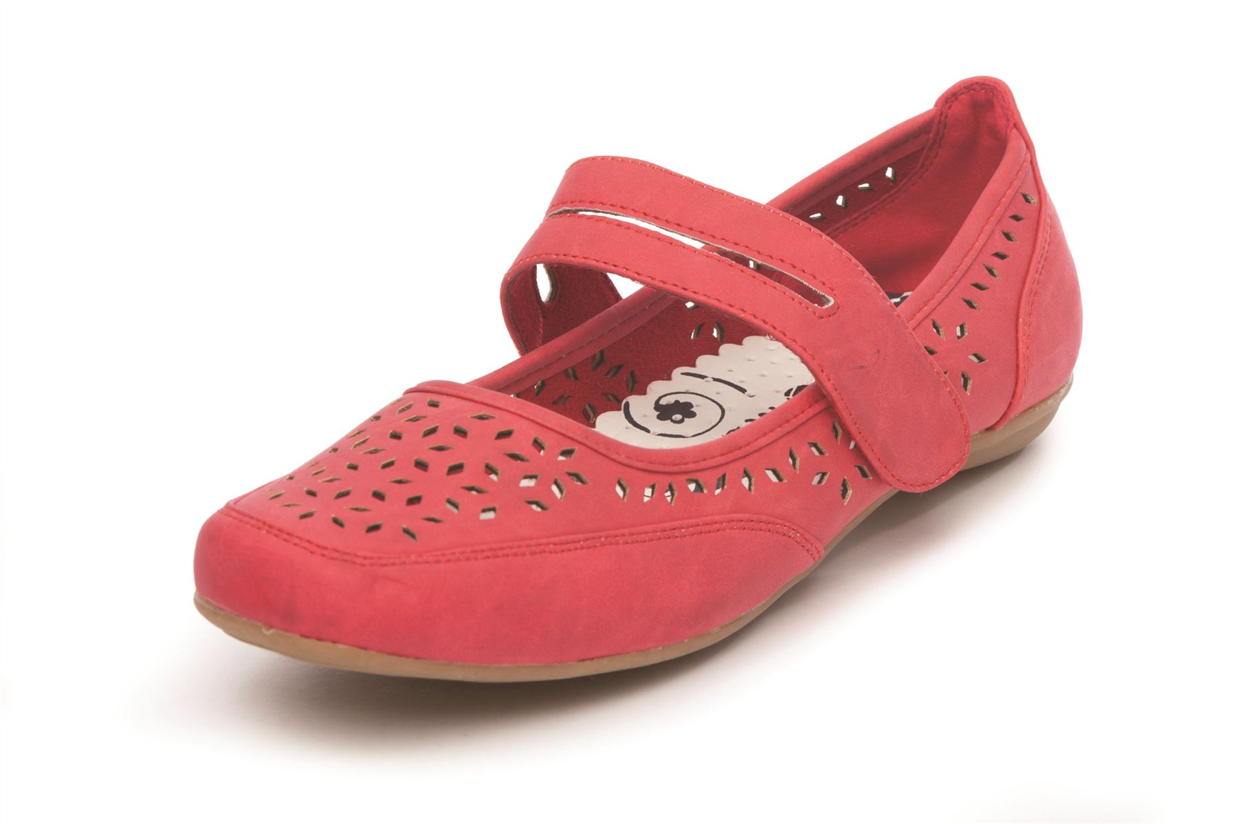 Down To Earth Ladies Shoes