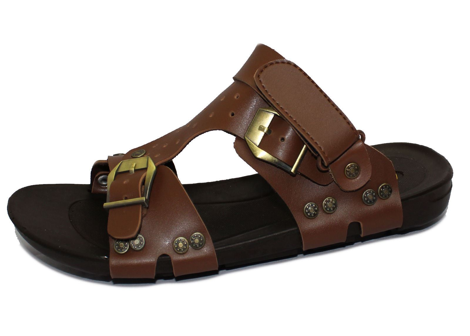 BOYS SUMMER SANDALS CASUAL FLAT FLIP FLOP STRAPS GLADIATOR ...