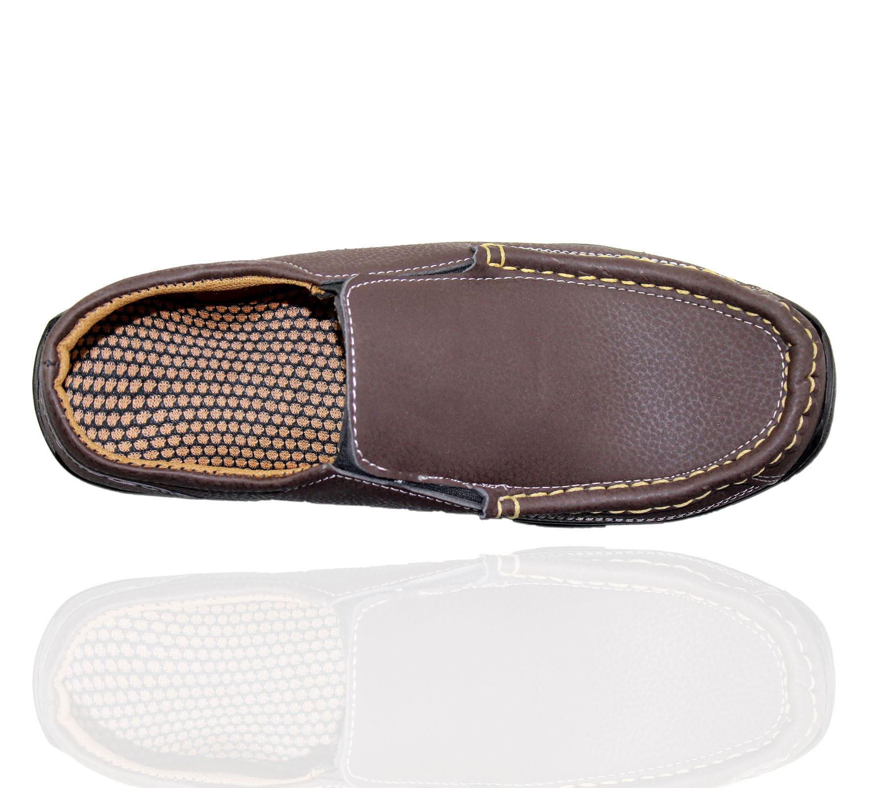 mens shoes deck loafers smart casual wear comfort without