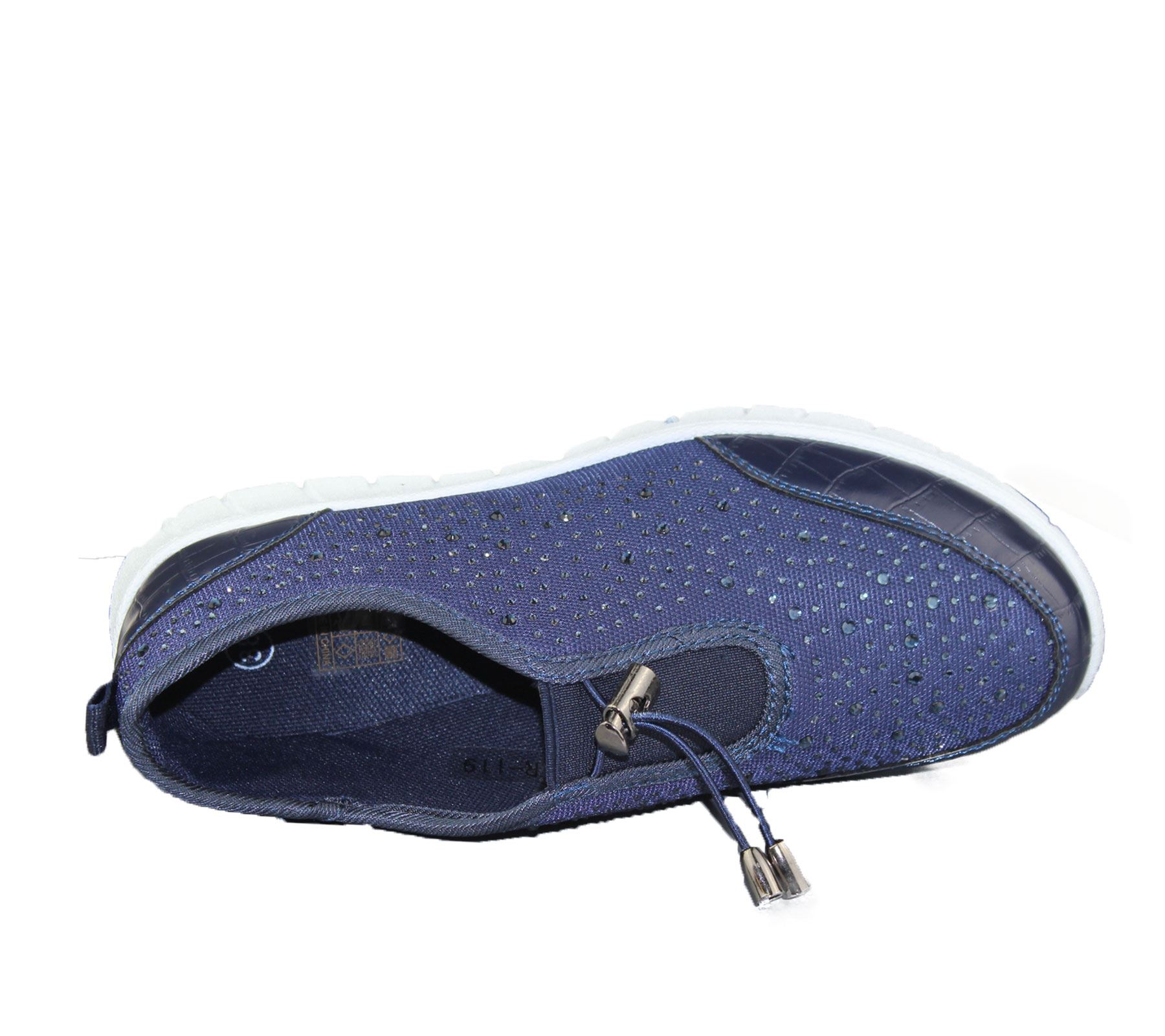 Womens-Trainer-Ladies-Comfort-Walking-Fashion-Summer-Gym-Sport-Flat-Shoes-Size thumbnail 16