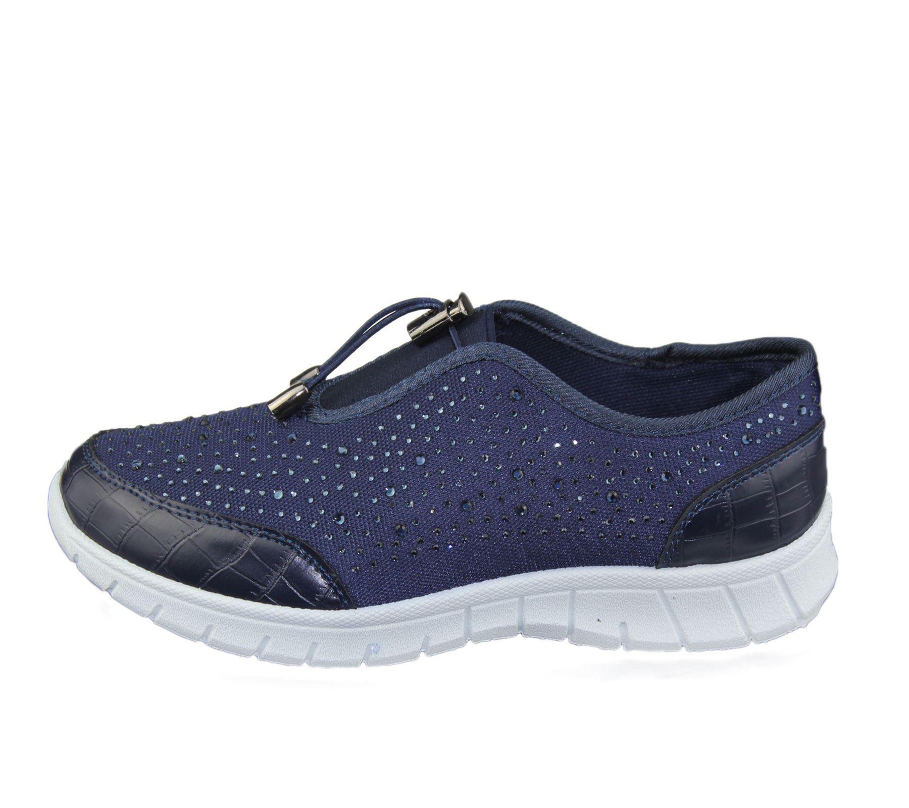 Womens-Trainer-Ladies-Comfort-Walking-Fashion-Summer-Gym-Sport-Flat-Shoes-Size thumbnail 13