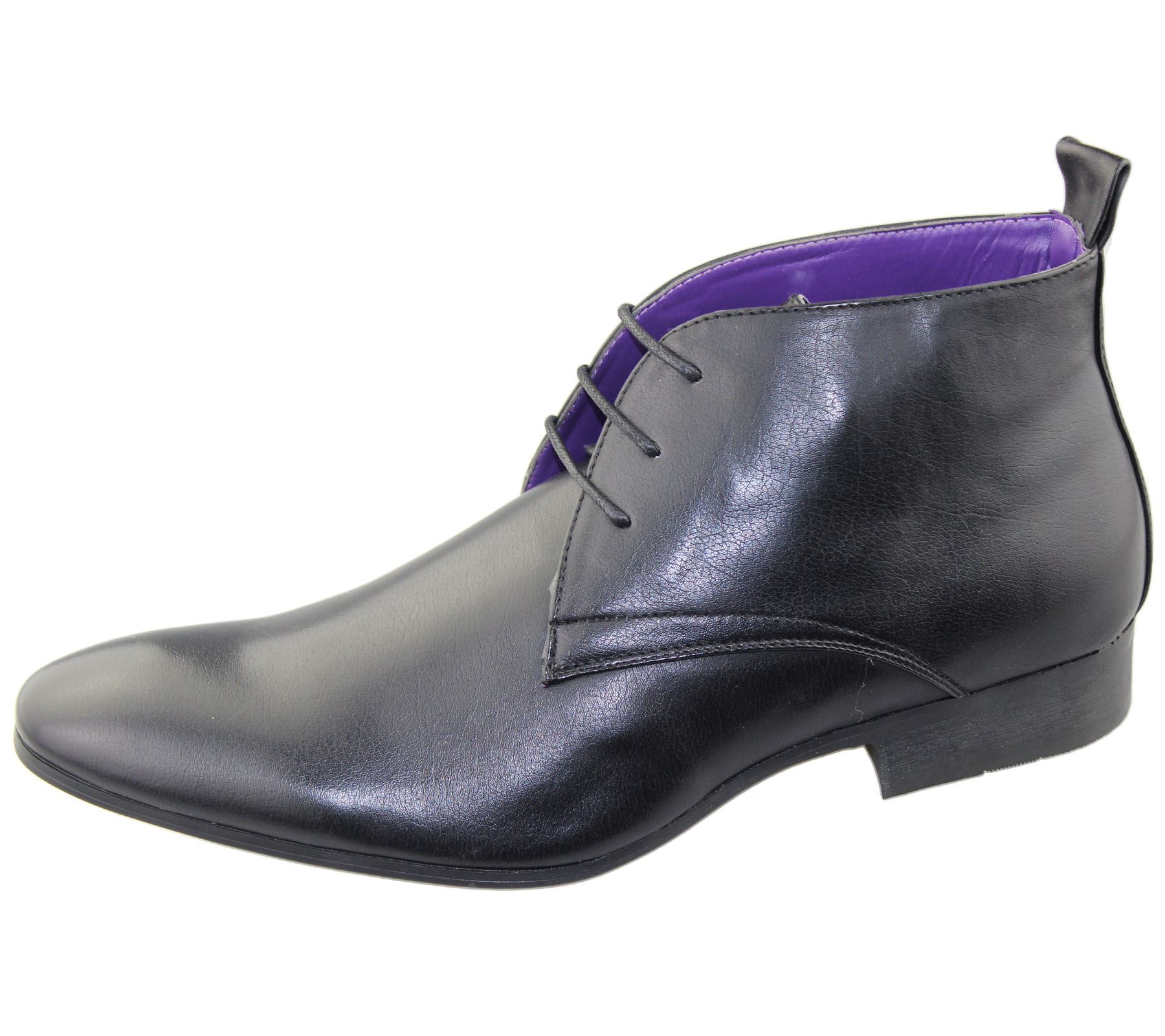 mens office shoes high top wedding casual formal smart