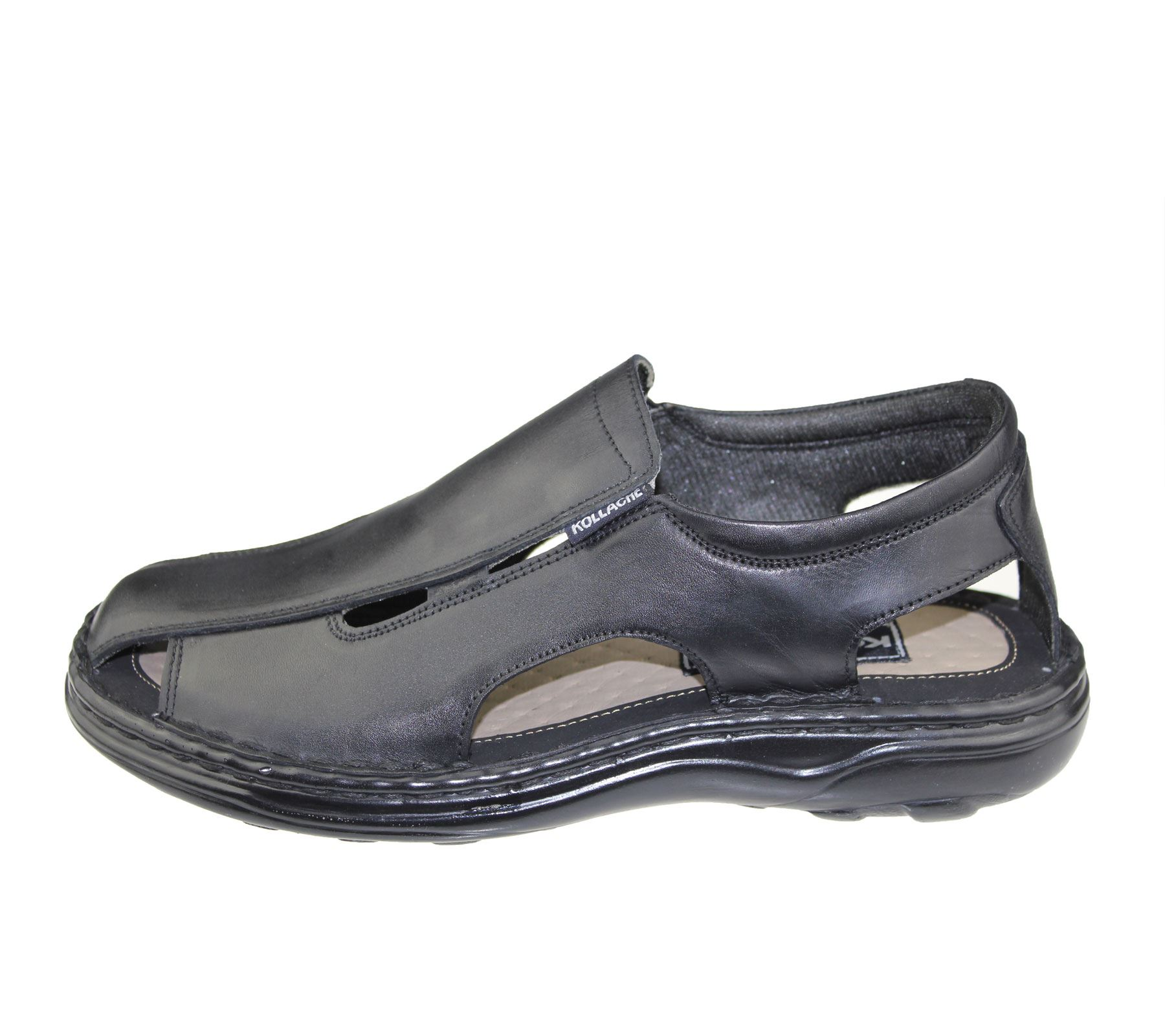 mens slip on sandals casual fashion casual walking
