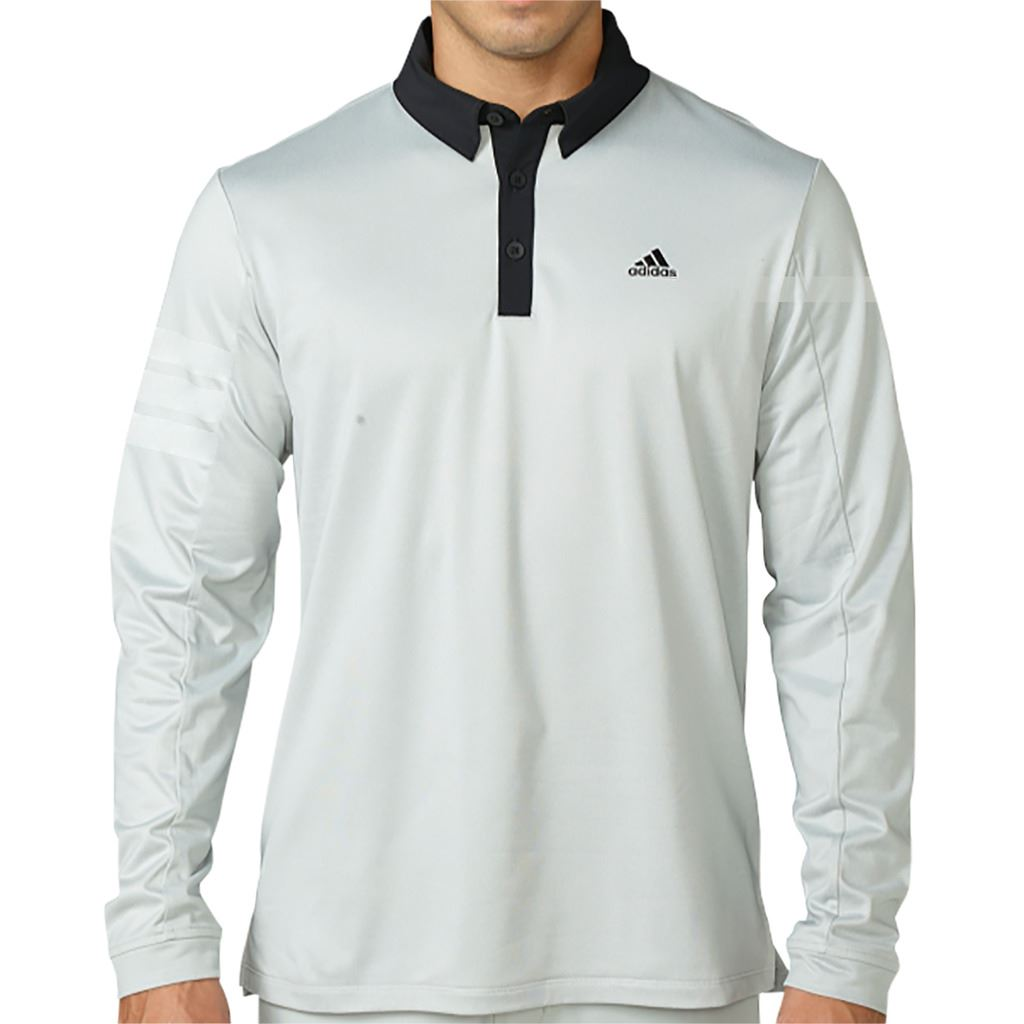 Adidas Climawarm 3 Stripes Long Sleeve Comfortable