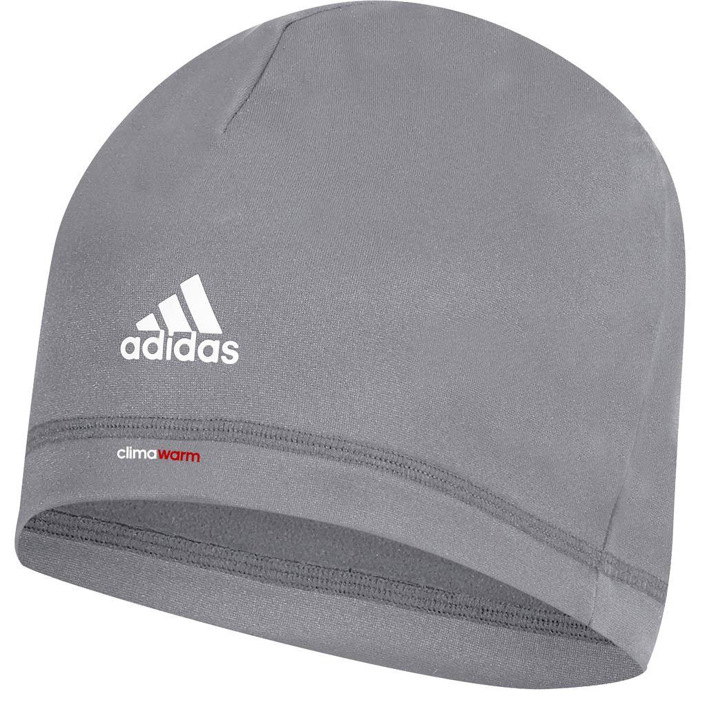 e9061e56e2387 2015 Adidas ClimaWarm Thermal Fleece Hat Mens Golf Winter Beanie