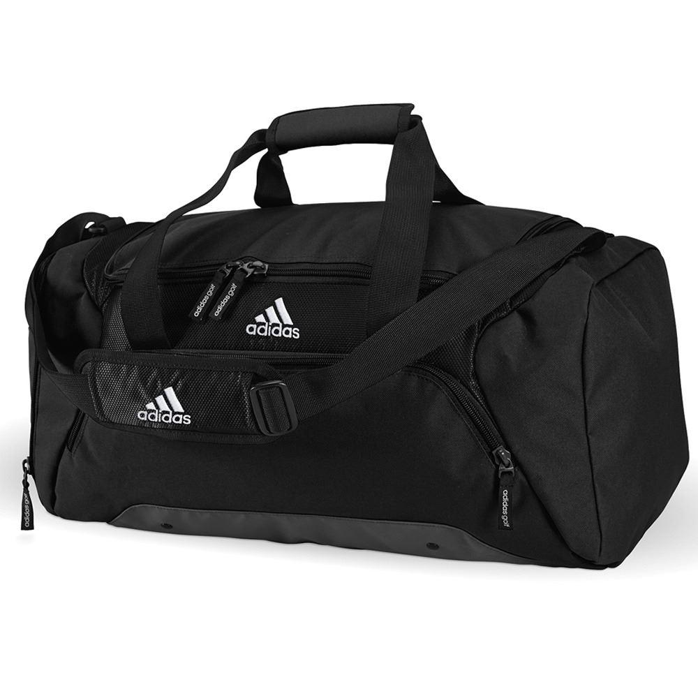2016 adidas mens golf duffle bag small travel gear bag