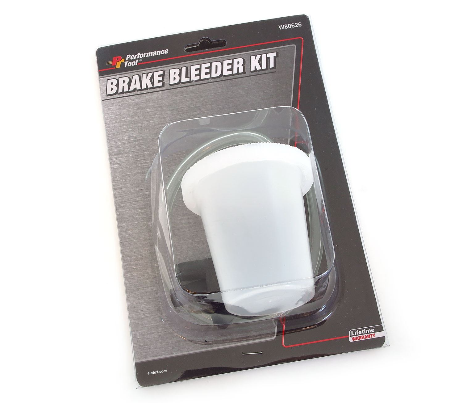 self brake bleeder kit 3 adapters performance tool w80686 ebay. Black Bedroom Furniture Sets. Home Design Ideas