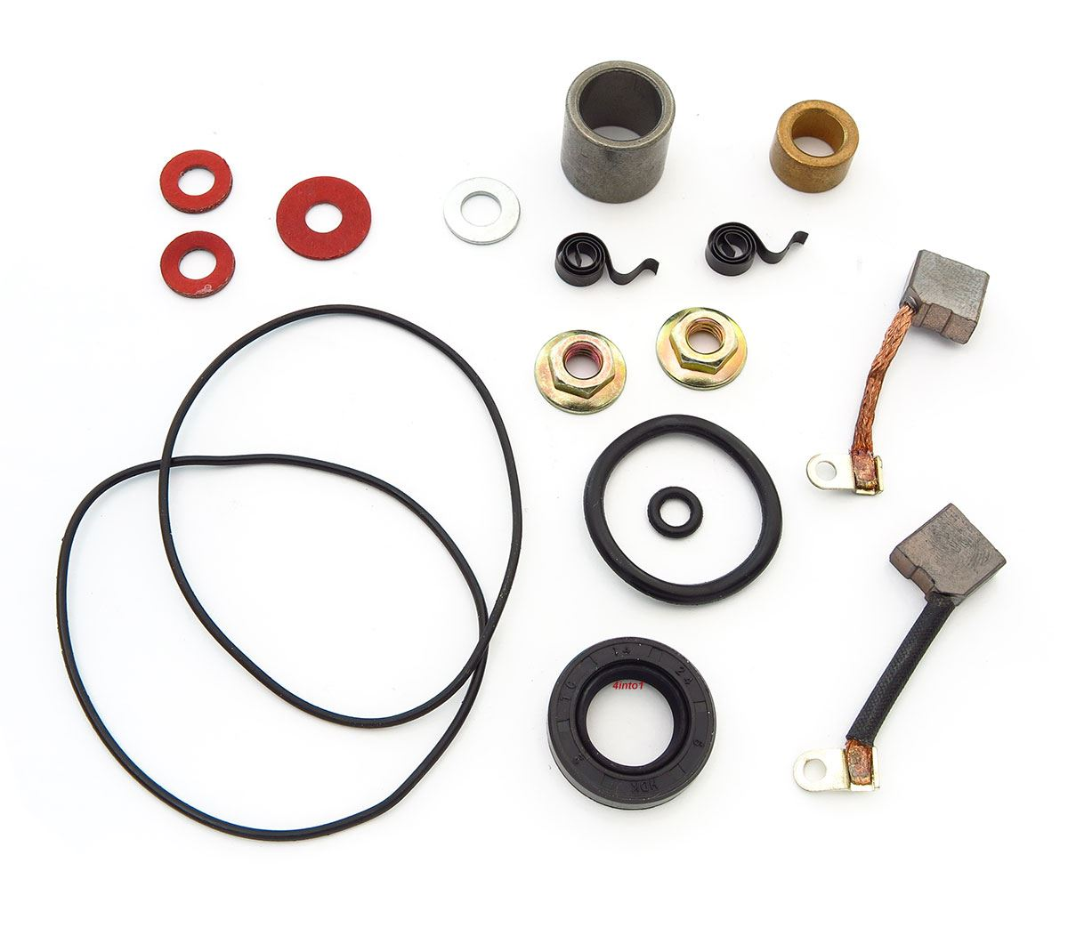 Arrowhead Starter Motor Rebuild Kit Honda Cb400 Cm400 Cb45 Cm450 Smu9133 Ebay