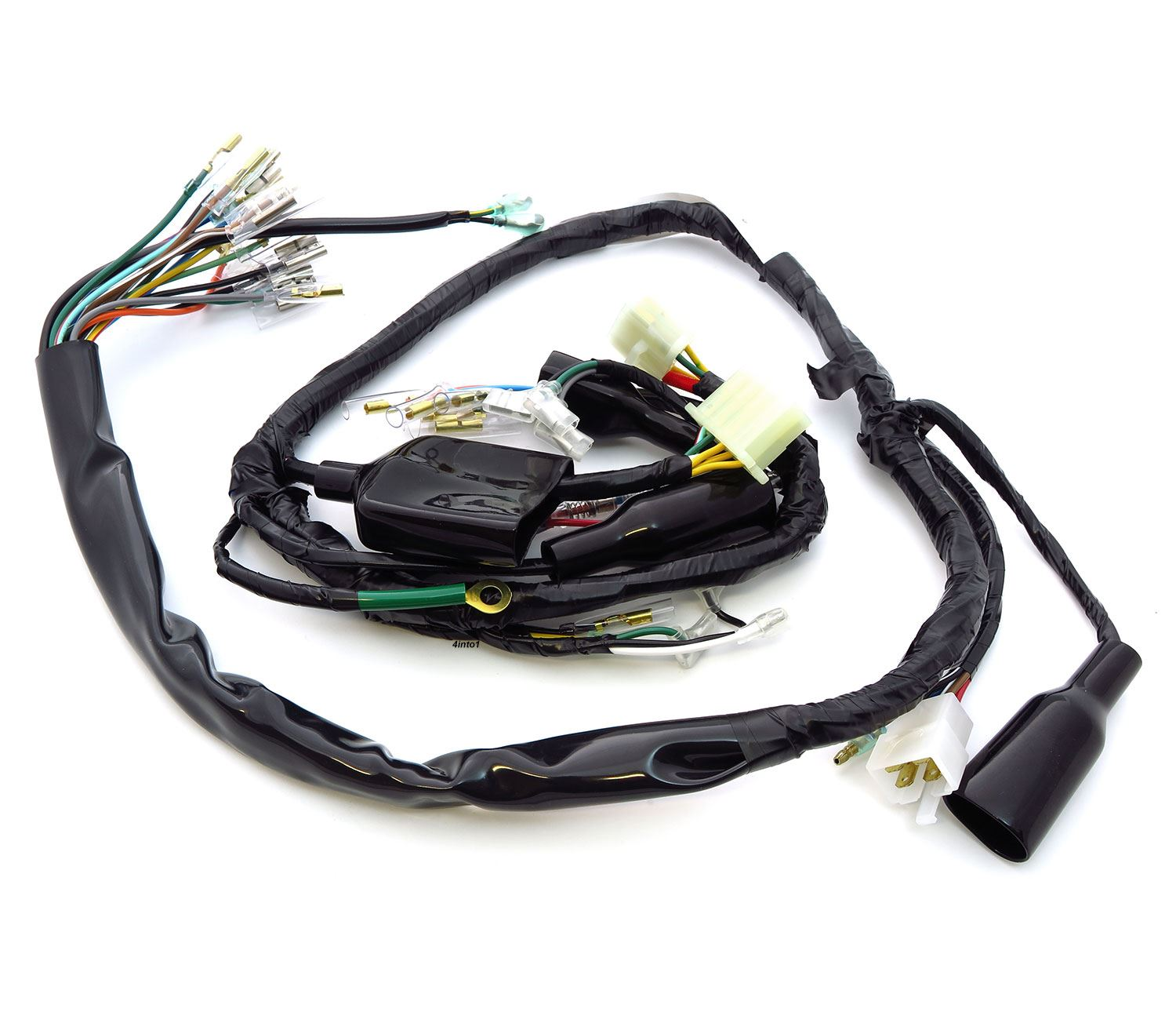 Wiring Harness For Honda : Honda cb f motorcycle wiring harness get