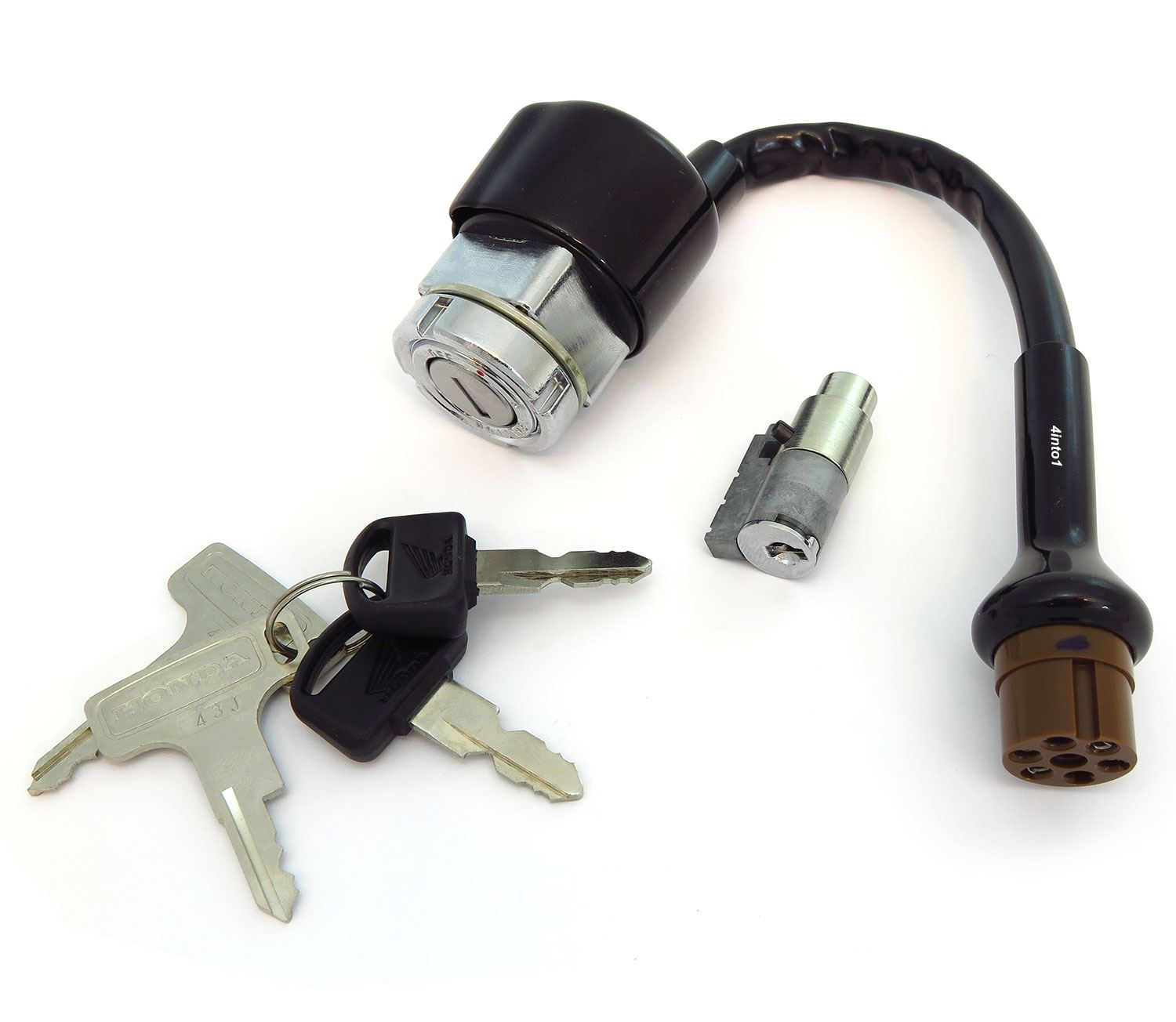 Genuine Honda Ignition Switch & Steering Lock