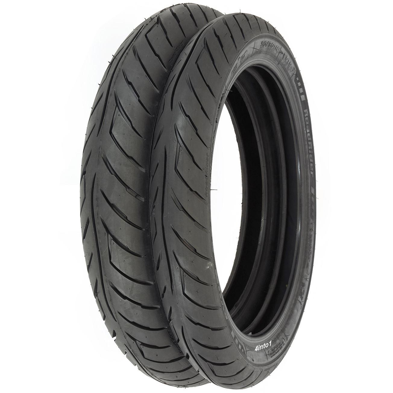 avon roadrider am26 tire set honda cl350k cb450k cl450k cb500k tires only ebay. Black Bedroom Furniture Sets. Home Design Ideas