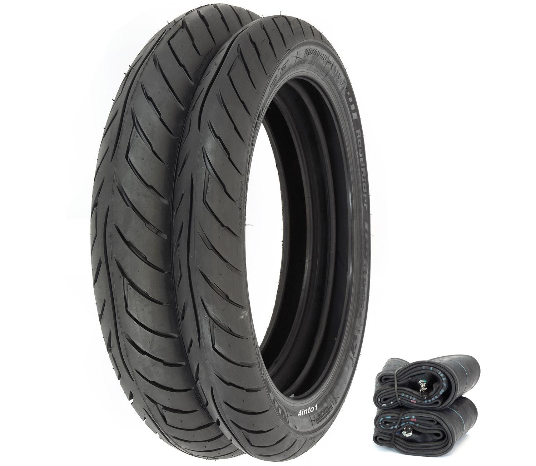 avon roadrider am26 tire set honda cb125s 175 200 72 77 350 360 400f cl cj360 ebay. Black Bedroom Furniture Sets. Home Design Ideas