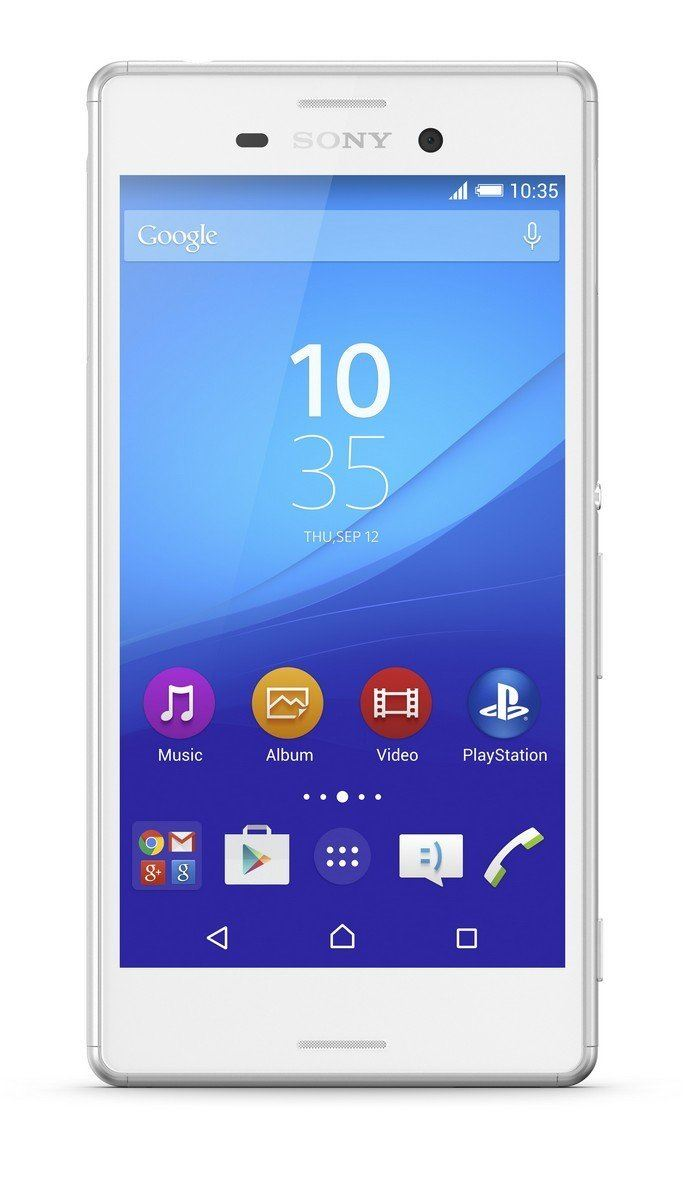 SONY XPERIA M4 AQUA DUAL 16GB White E2363 EBay