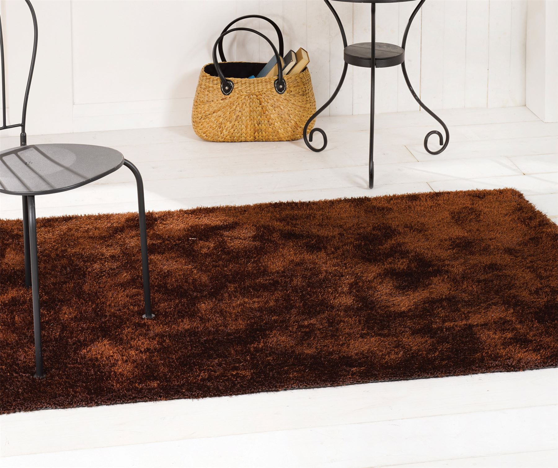st leather com rug pelle brown by shag croix from plushrugs