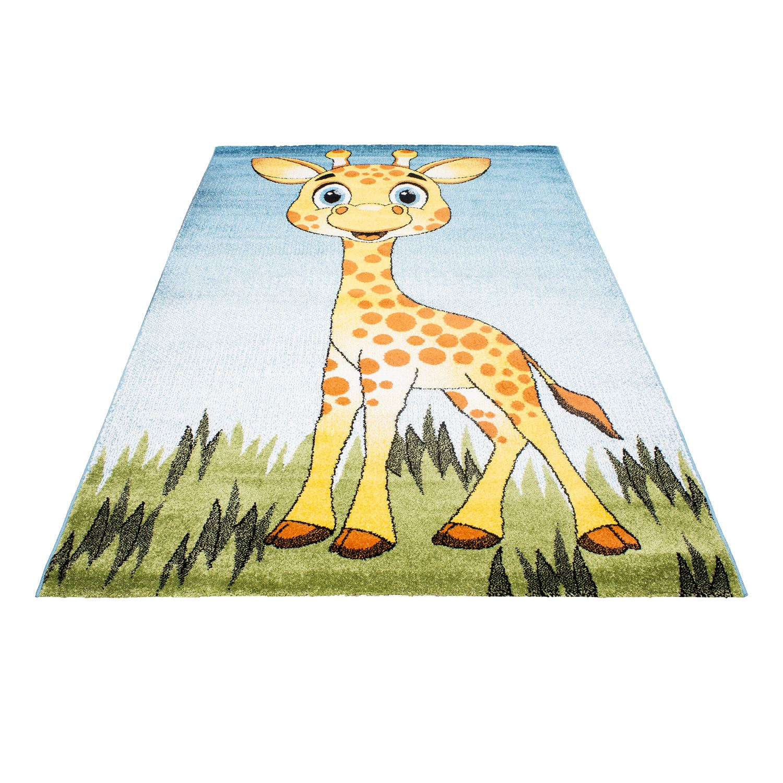 New Childrens Character Soft Touch Kids Giraffe Owl Racing