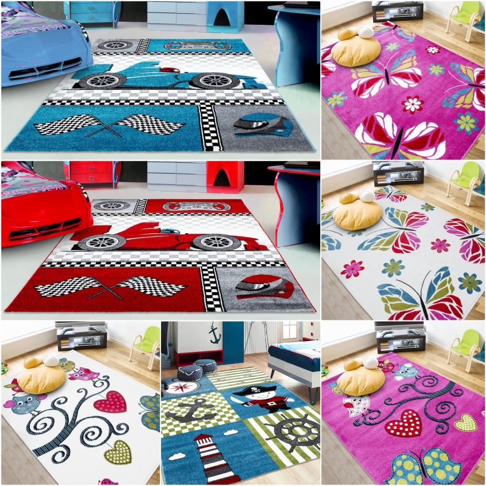 Per bambini tessuto morbido camera da letto blu rosa auto - Tappeti damascati ...