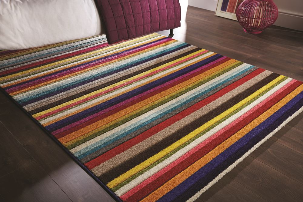 Quality-Soft-Touch-Modern-Rugs-Multi-Colour-Designs-