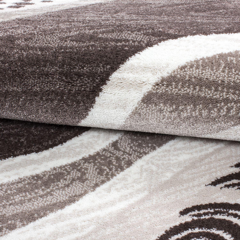 modern contemporary squares swirls black red beige grey cream extra large rugs ebay. Black Bedroom Furniture Sets. Home Design Ideas