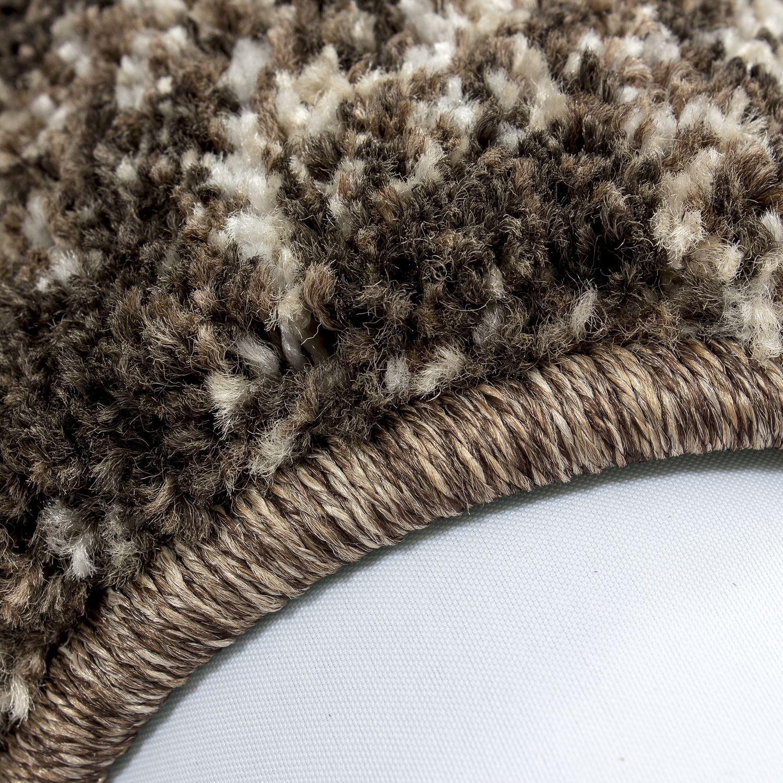 New Designer Dense Soft Touch Modern Beige Black Grey