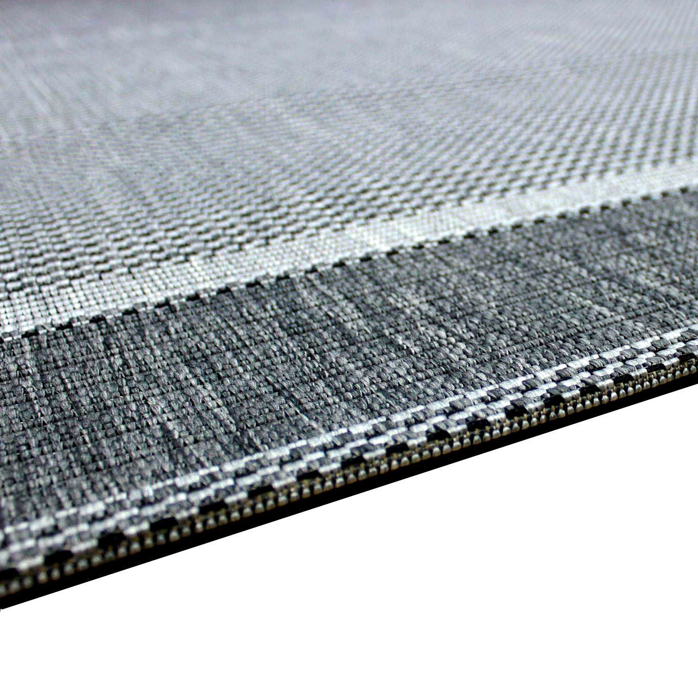 New Flatweave Border Pattern Hardwearing Indoor / Outdoor ...