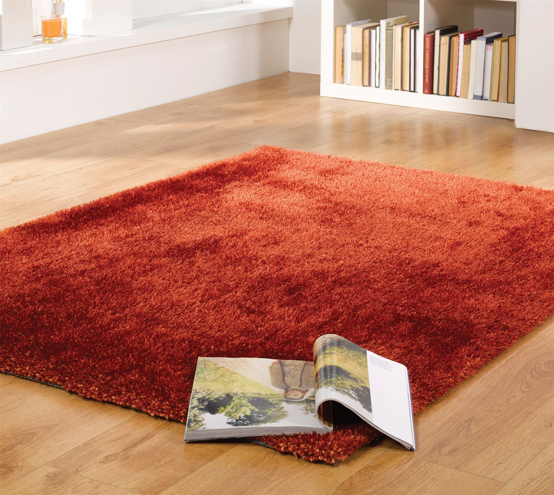 Orange And Brown Area Rug Cream