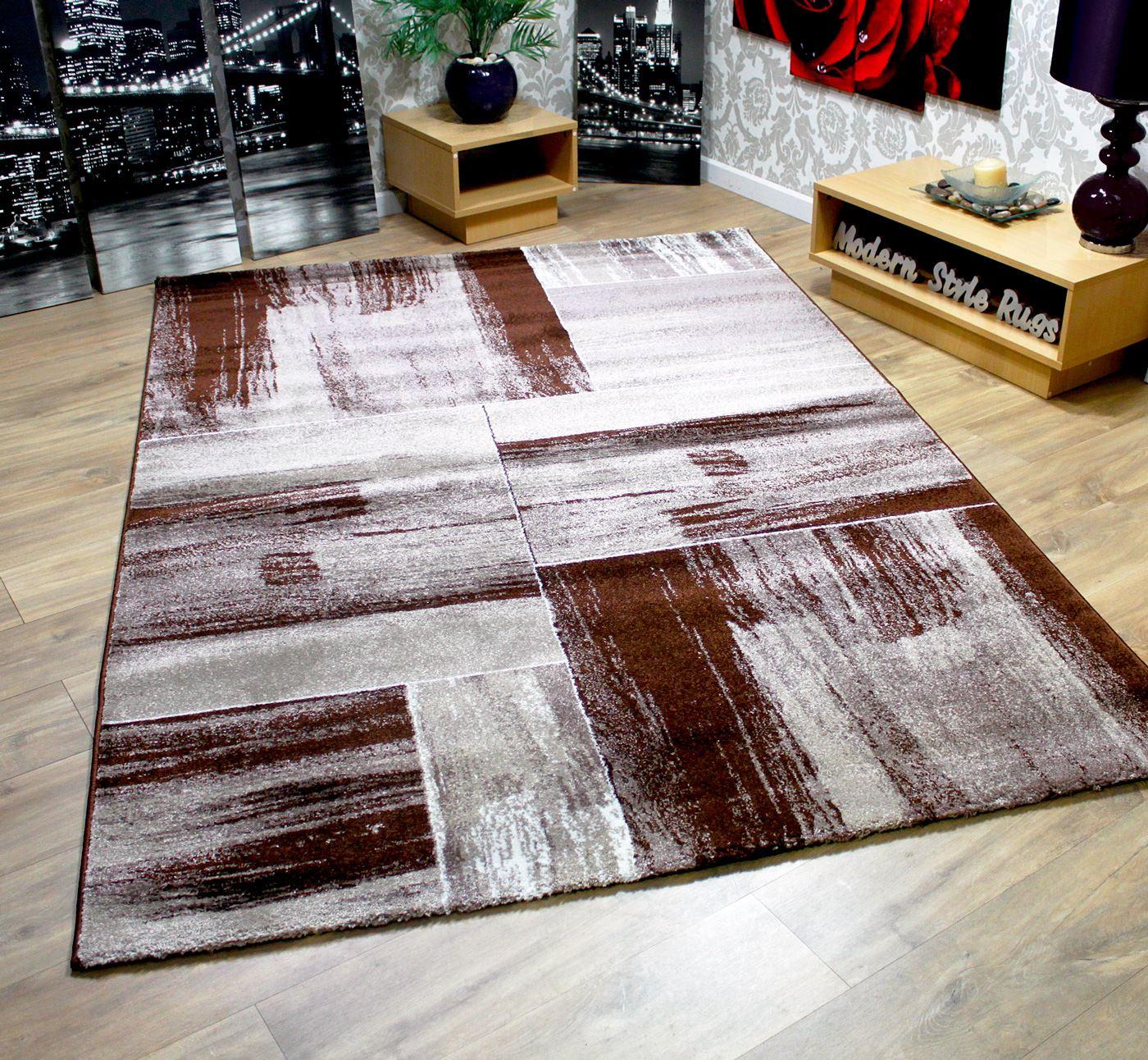 modern square pattern contemporary designer rugs black red green  - modernsquarepatterncontemporarydesignerrugsblackred