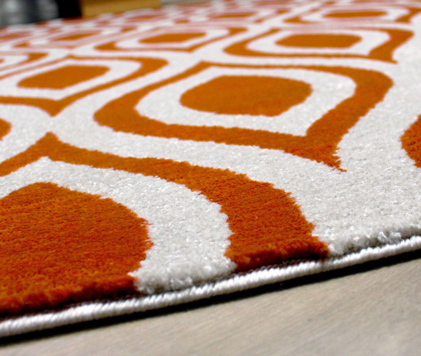 Moderno comtemporary designer morbido tappeto oro - Tappeti damascati ...