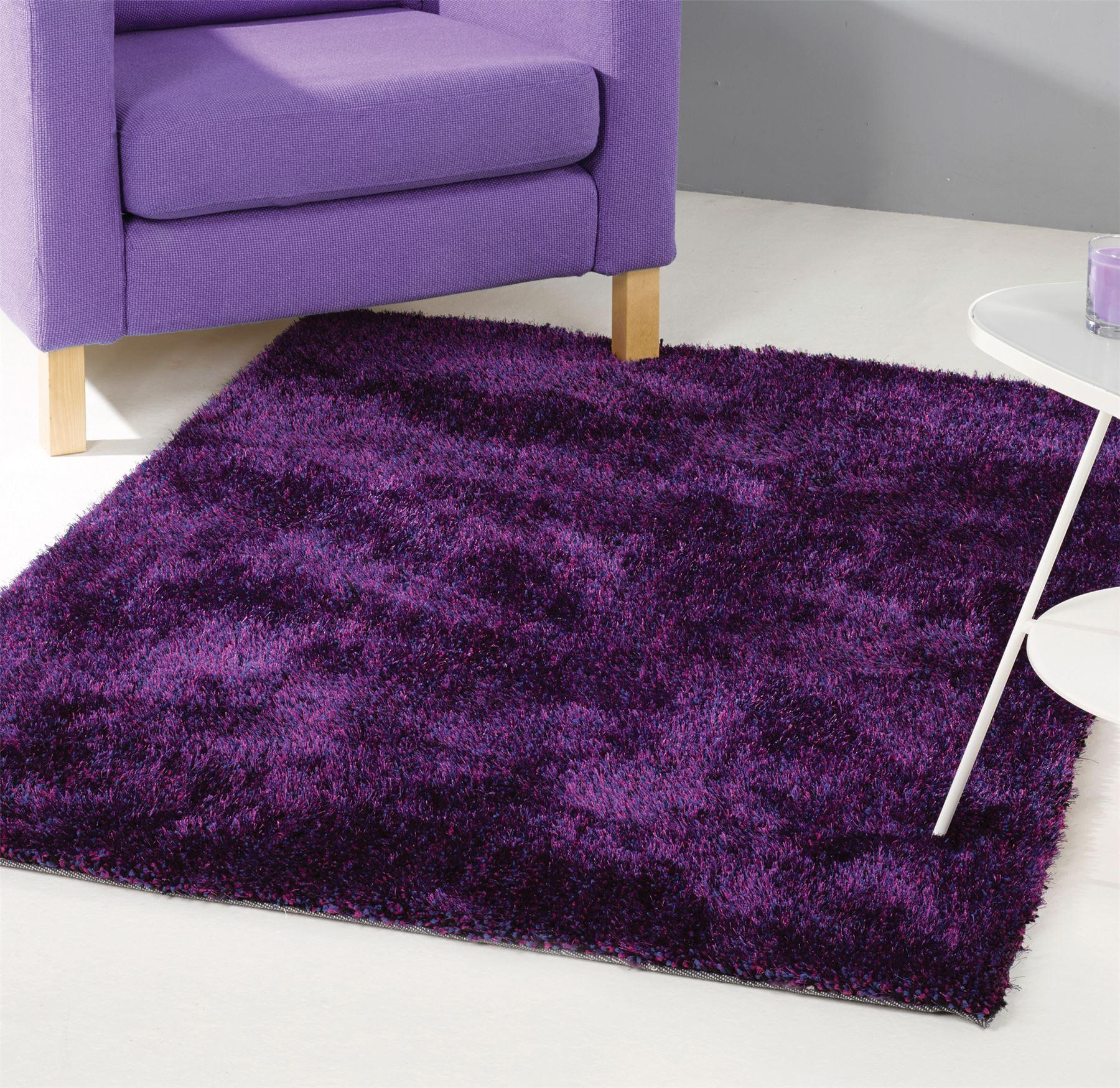Purple And Lavender Rug: Purple Brown Cream Black Orange Green Teal Blue Toft