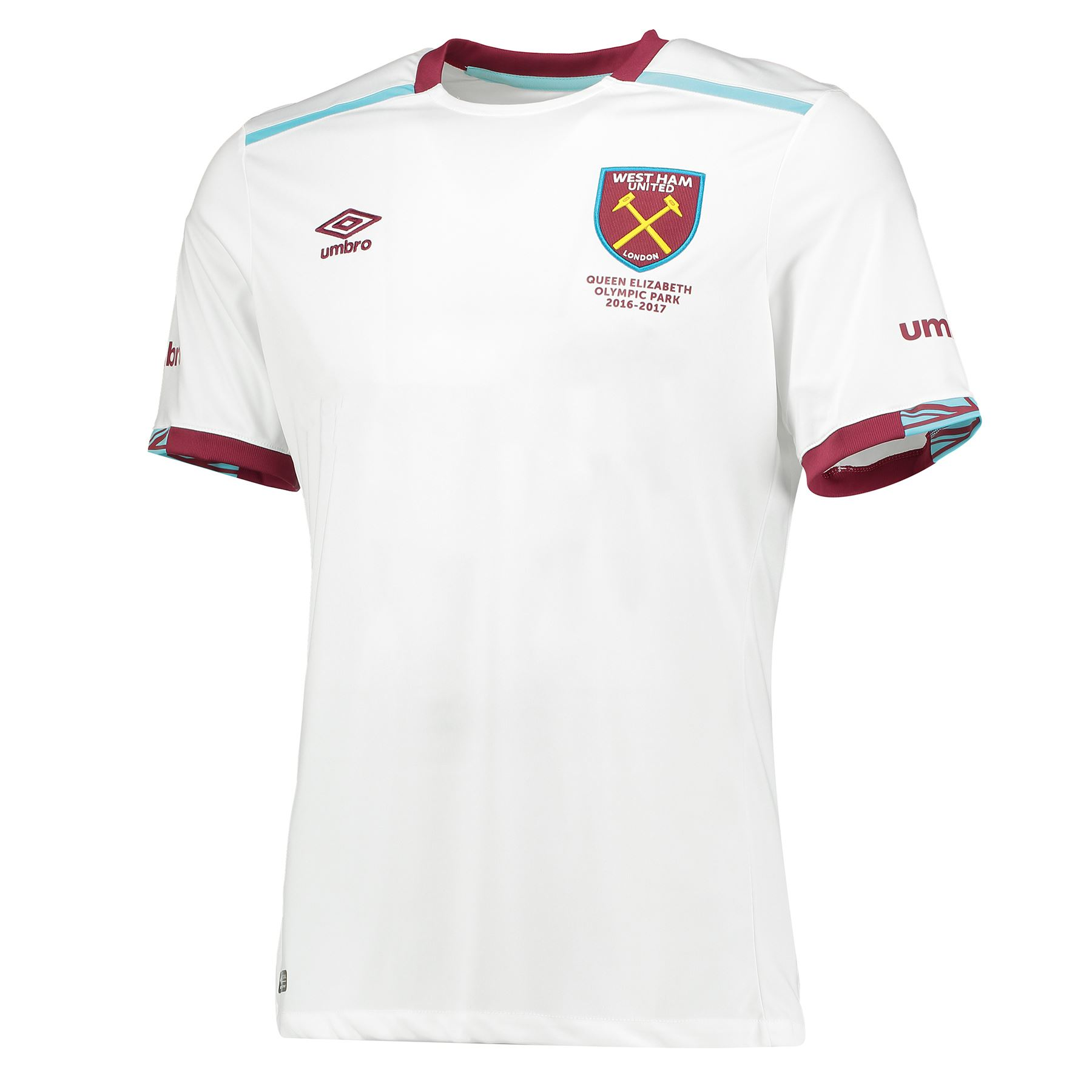 Umbro Childrens Kids Football Soccer West Ham United Away
